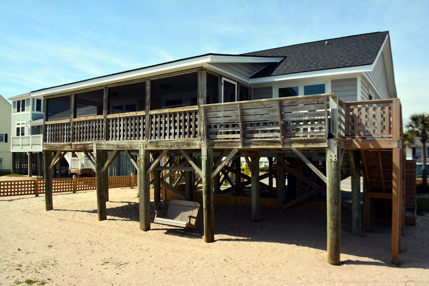 Beachfront Homes For Sale - 208 Palmetto, Edisto Beach, SC - 22