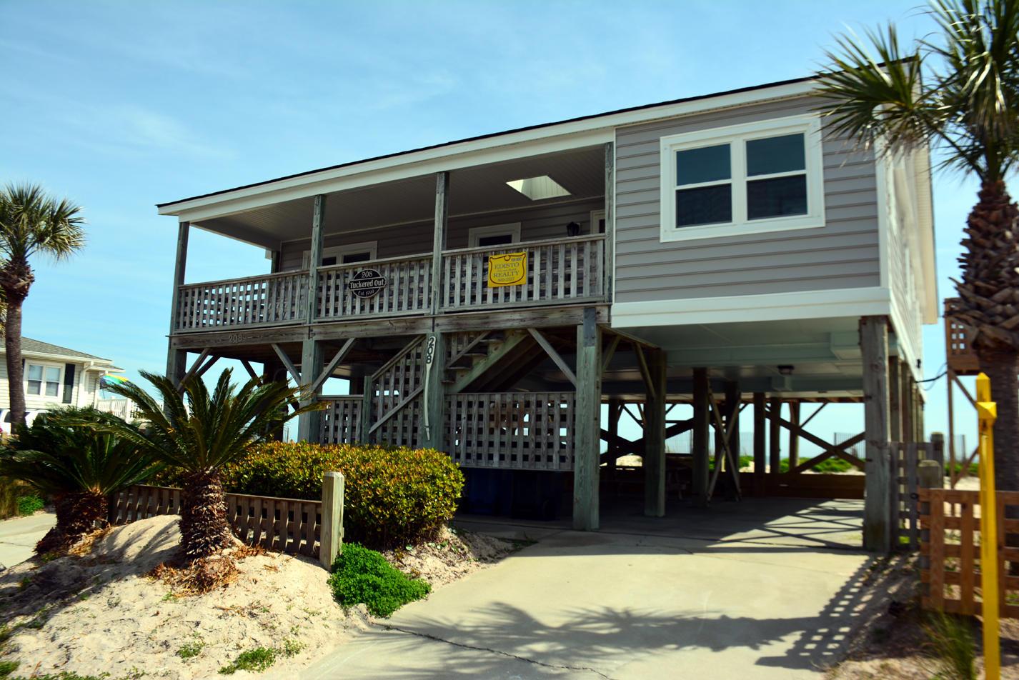 Beachfront Homes For Sale - 208 Palmetto, Edisto Beach, SC - 24
