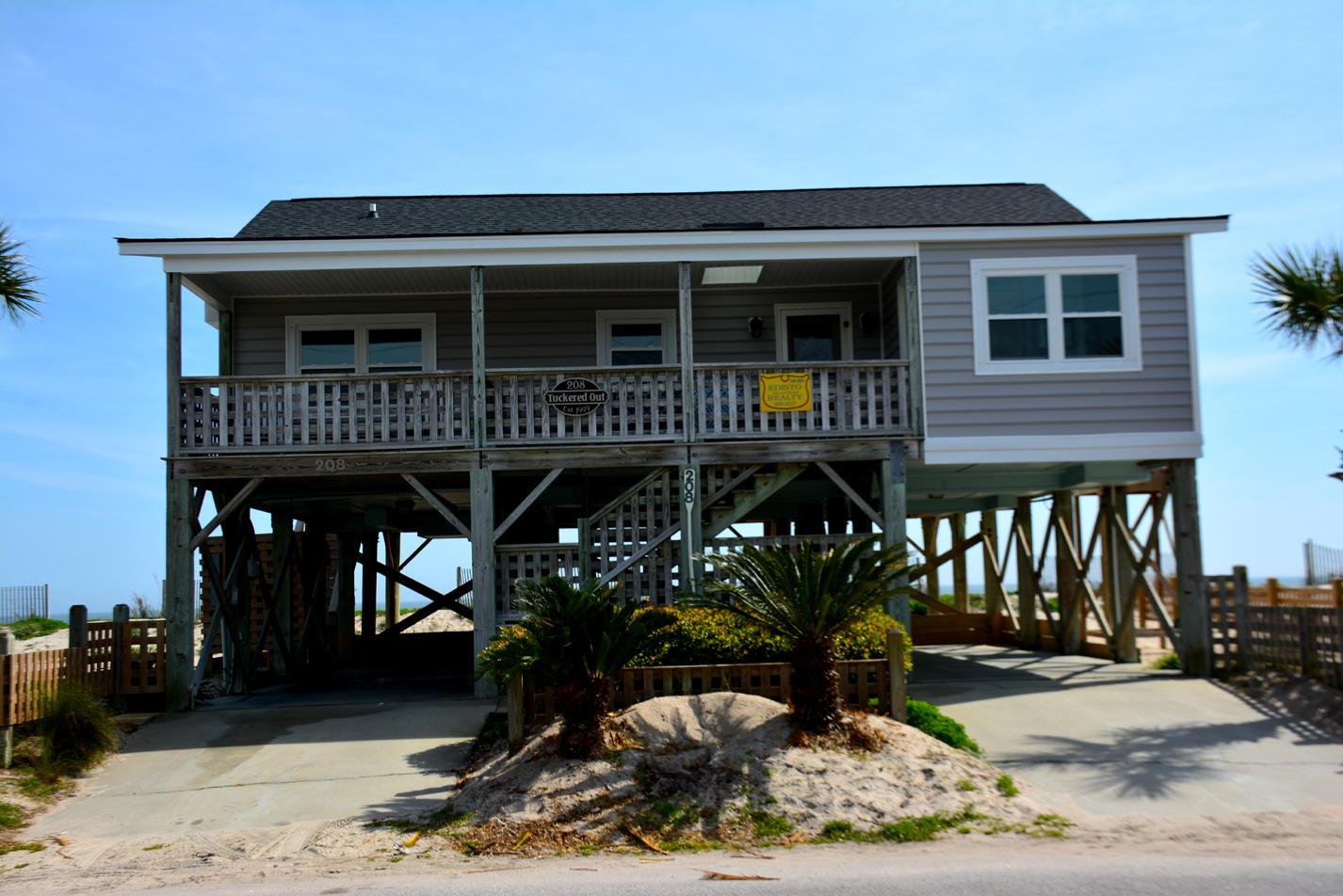Beachfront Homes For Sale - 208 Palmetto, Edisto Beach, SC - 27