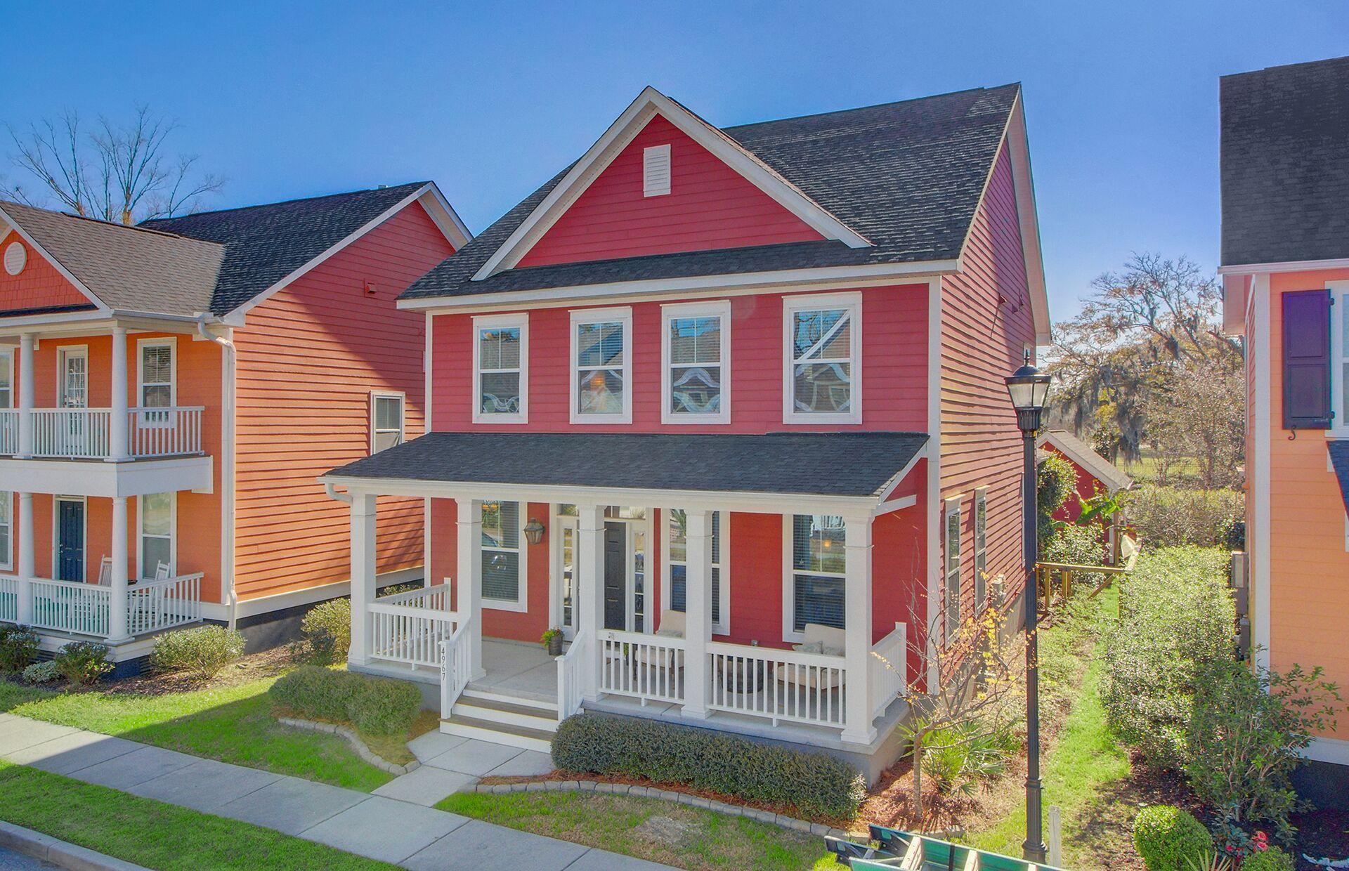 Oak Terrace Preserve Homes For Sale - 4967 Liberty Park, North Charleston, SC - 29