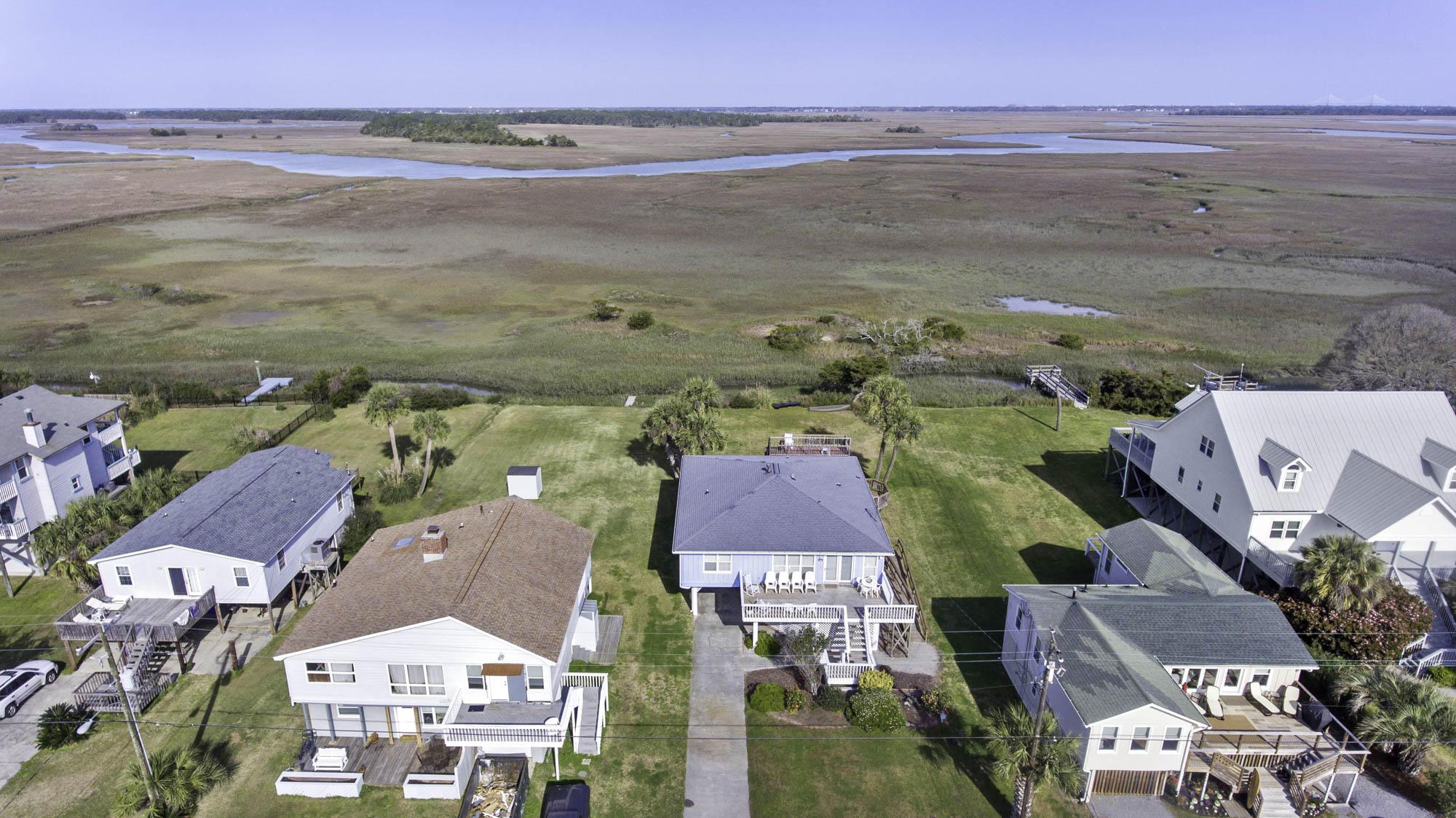 E Folly Bch Shores Homes For Sale - 1662 Ashley, Folly Beach, SC - 29