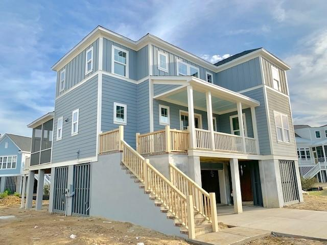 Stratton by the Sound Homes For Sale - 3473 Saltflat, Mount Pleasant, SC - 29