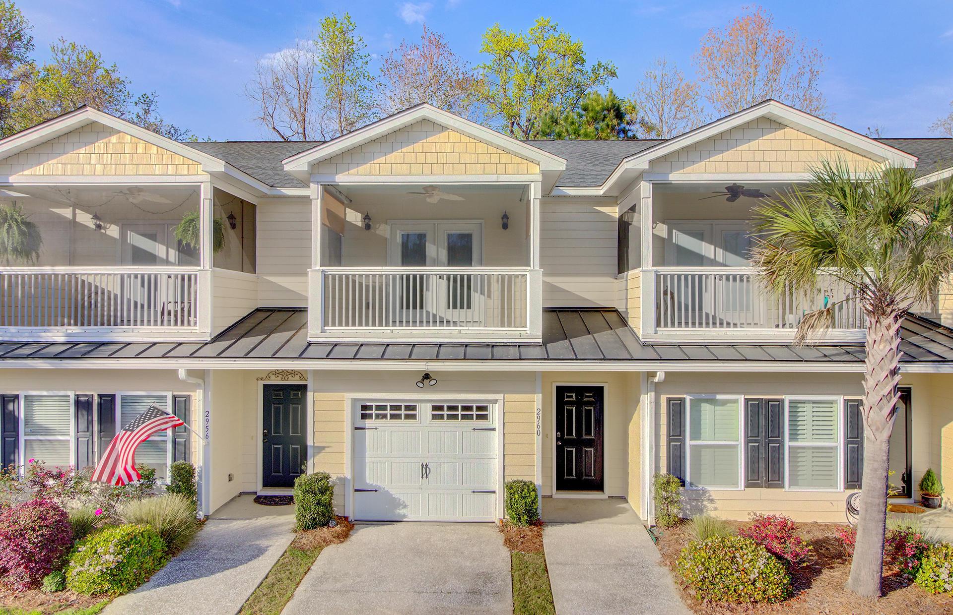 Carol Oaks Town Homes Homes For Sale - 2960 Emma, Mount Pleasant, SC - 0