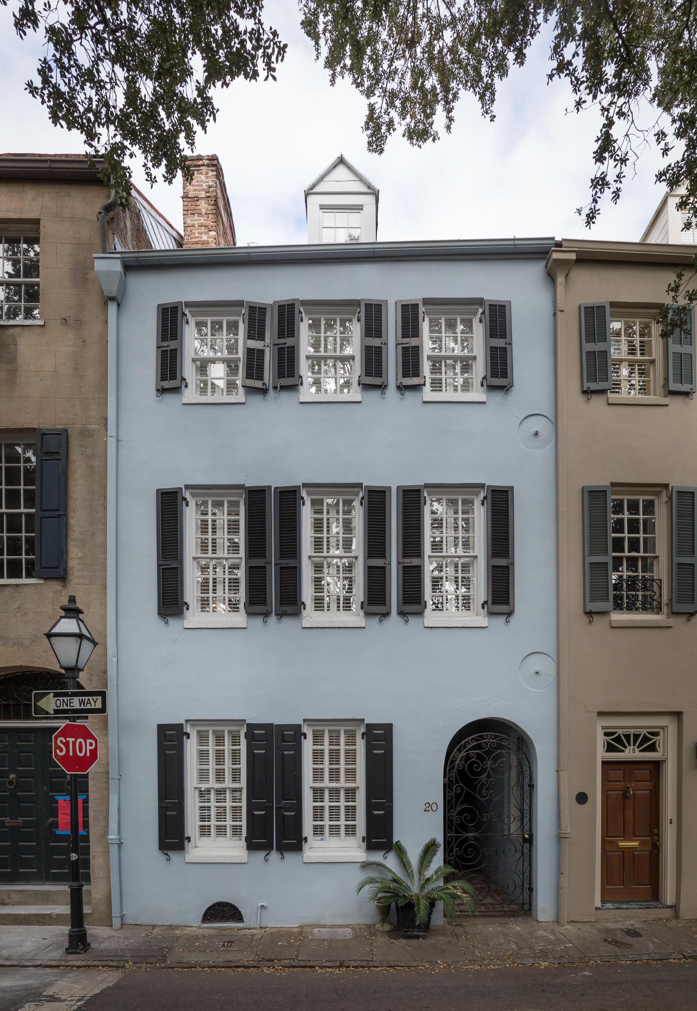 Charleston Address - MLS Number: 19006101