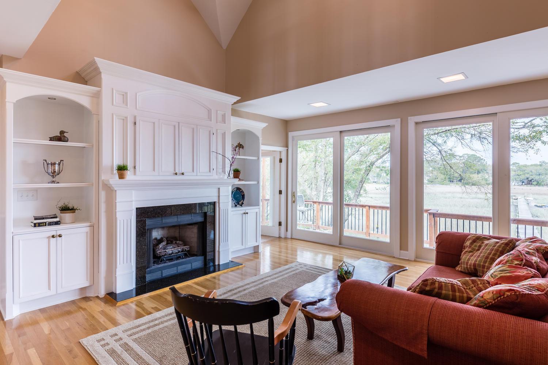 Seaside Estates Homes For Sale - 1370 Tidal Creek, Charleston, SC - 1