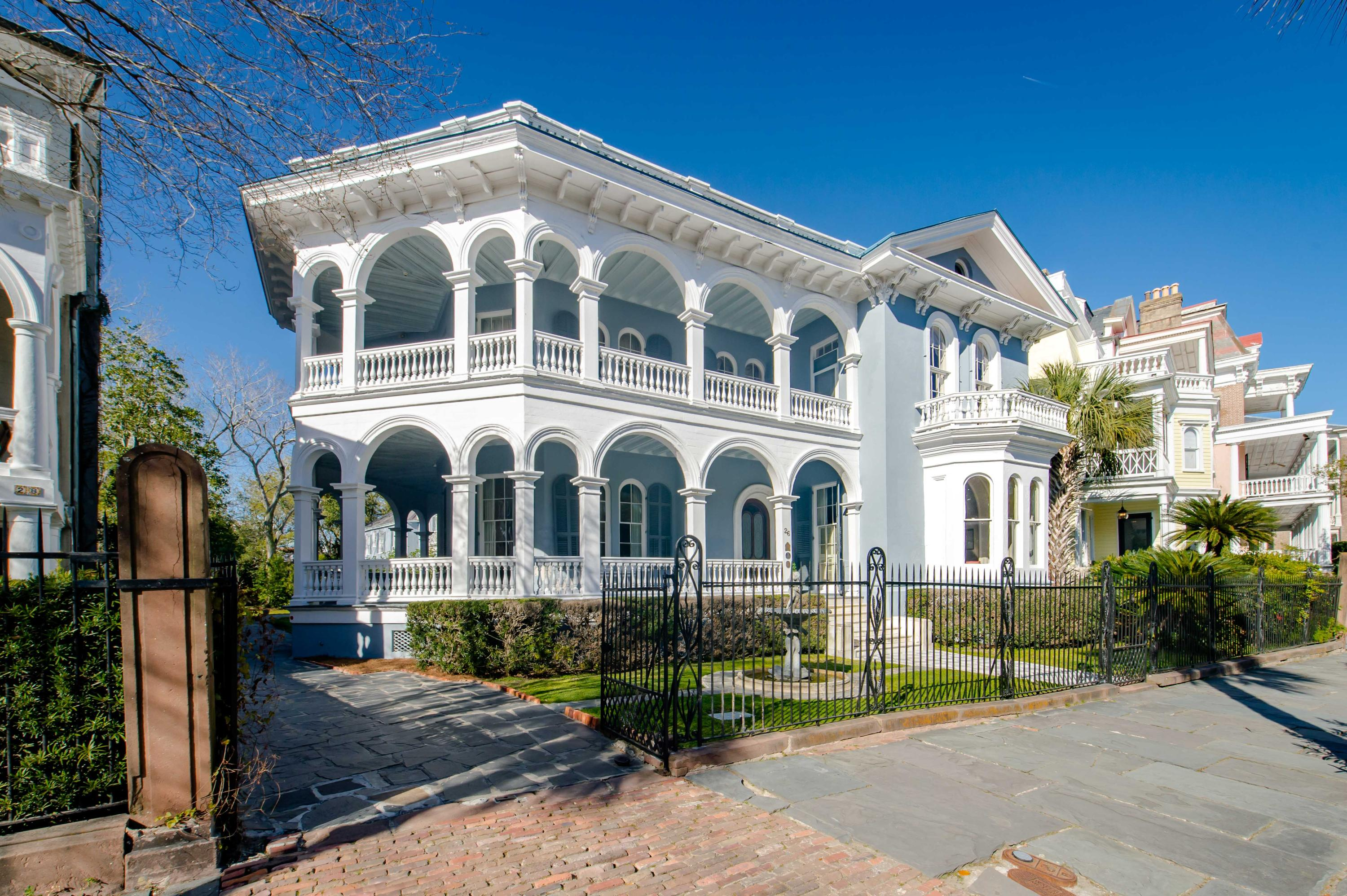 South of Broad Homes For Sale - 26 South Battery, Charleston, SC - 30
