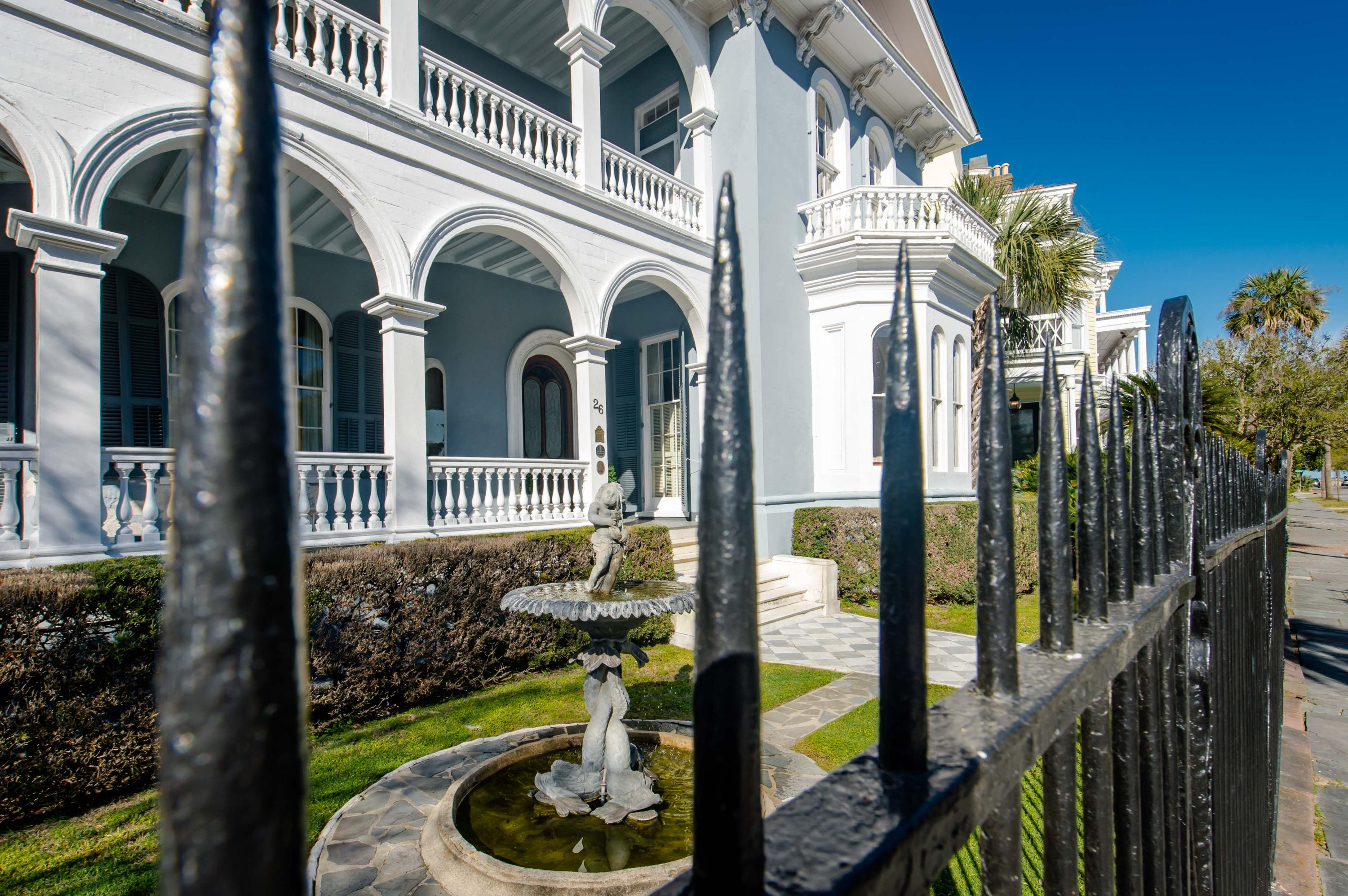 South of Broad Homes For Sale - 26 South Battery, Charleston, SC - 0