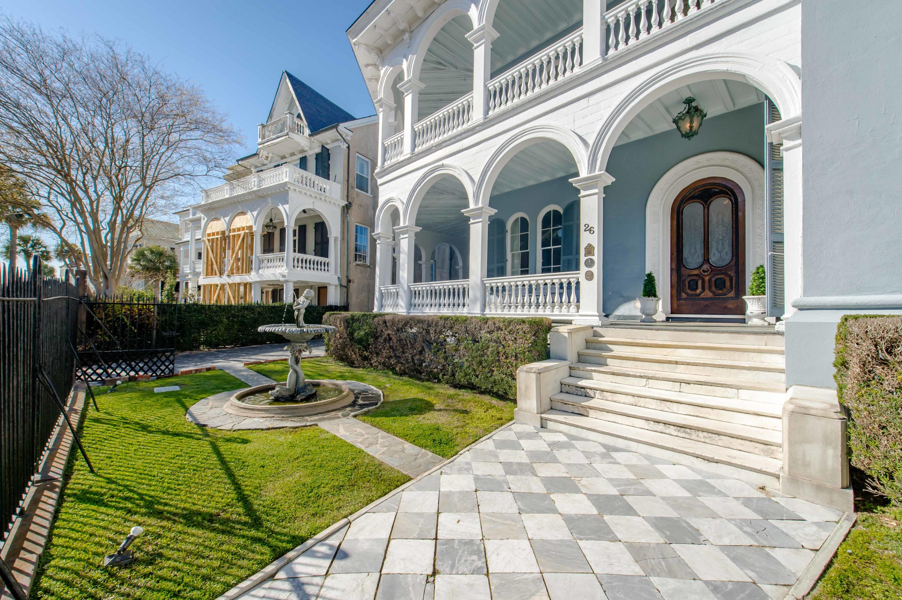 South of Broad Homes For Sale - 26 South Battery, Charleston, SC - 2