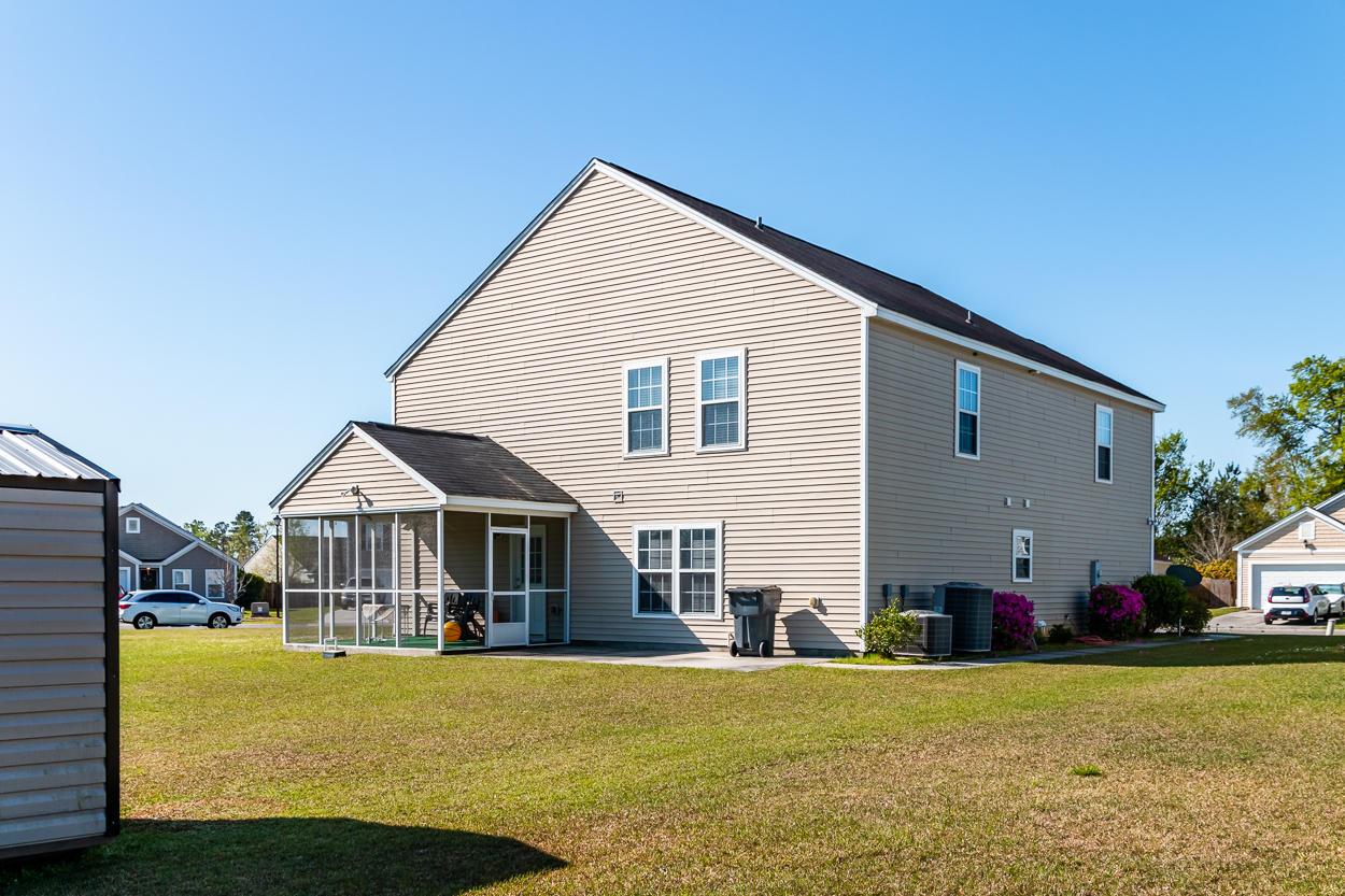 Hunters Bend Homes For Sale - 2036 Cripplecreek, Ladson, SC - 2