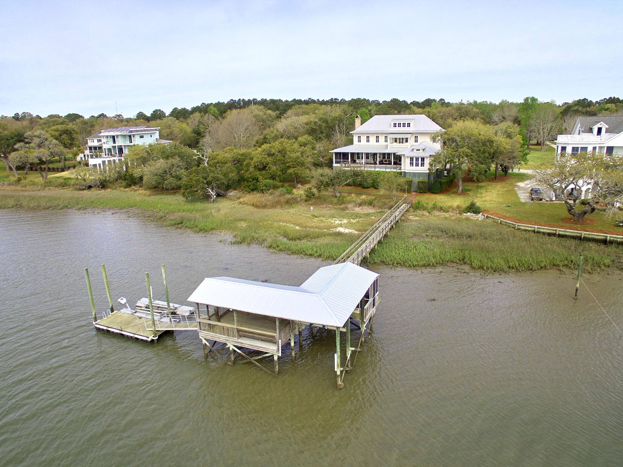 White Stalls Pt Jackson Homes For Sale - 625 Hall, Awendaw, SC - 27