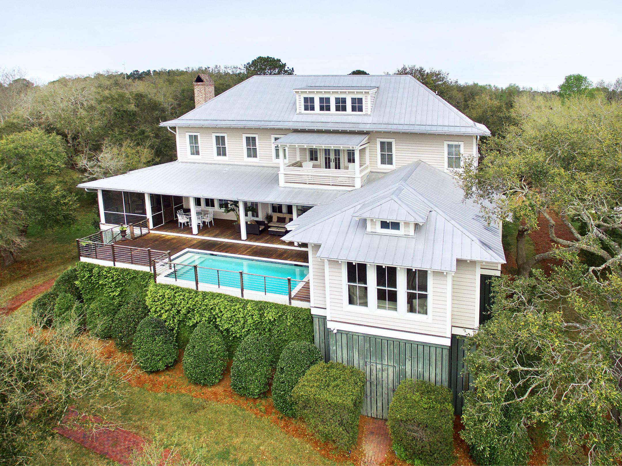 White Stalls Pt Jackson Homes For Sale - 625 Hall, Awendaw, SC - 47
