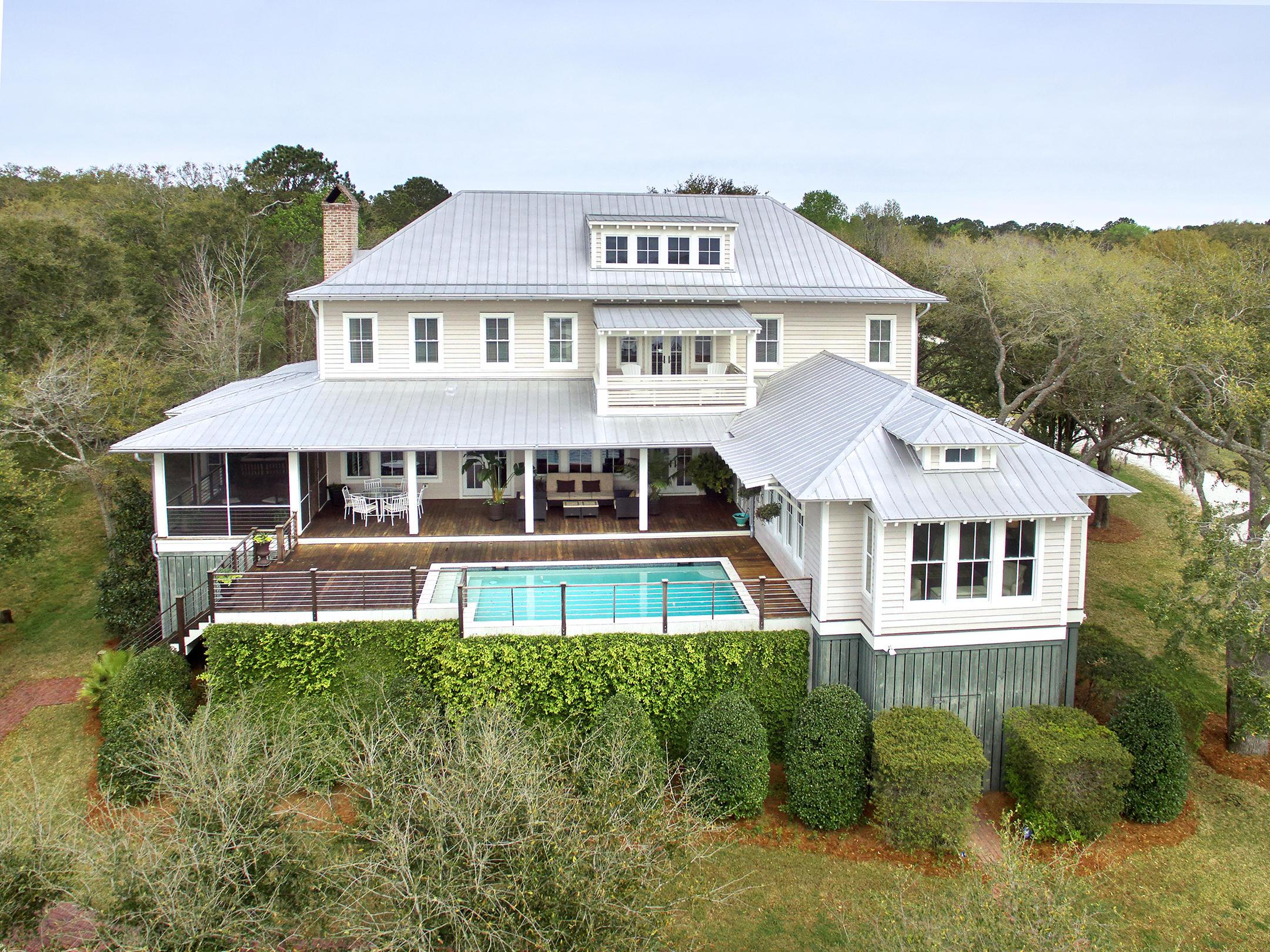 White Stalls Pt Jackson Homes For Sale - 625 Hall, Awendaw, SC - 46