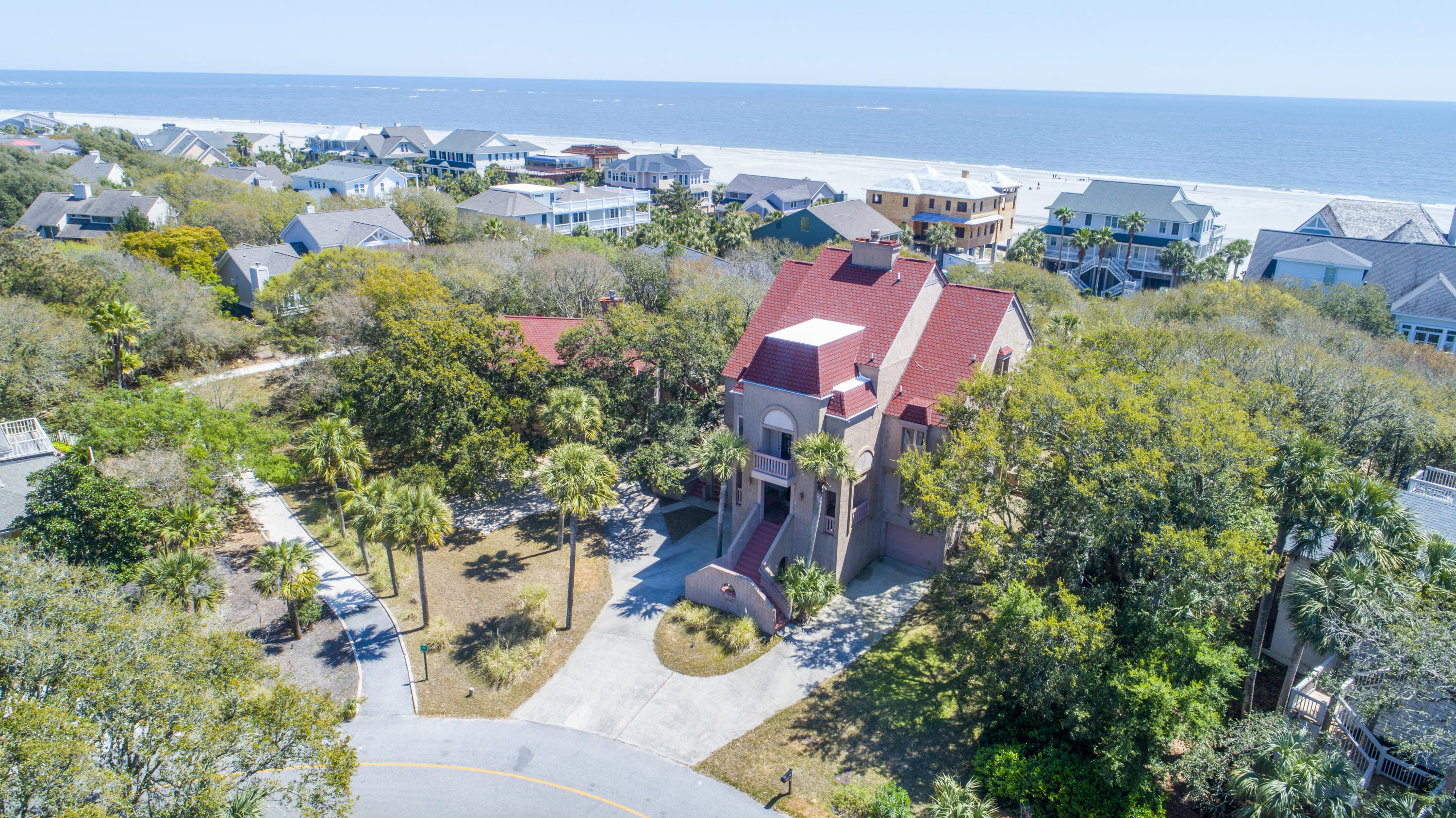 17 Beachwood West Isle of Palms $2,200,000.00