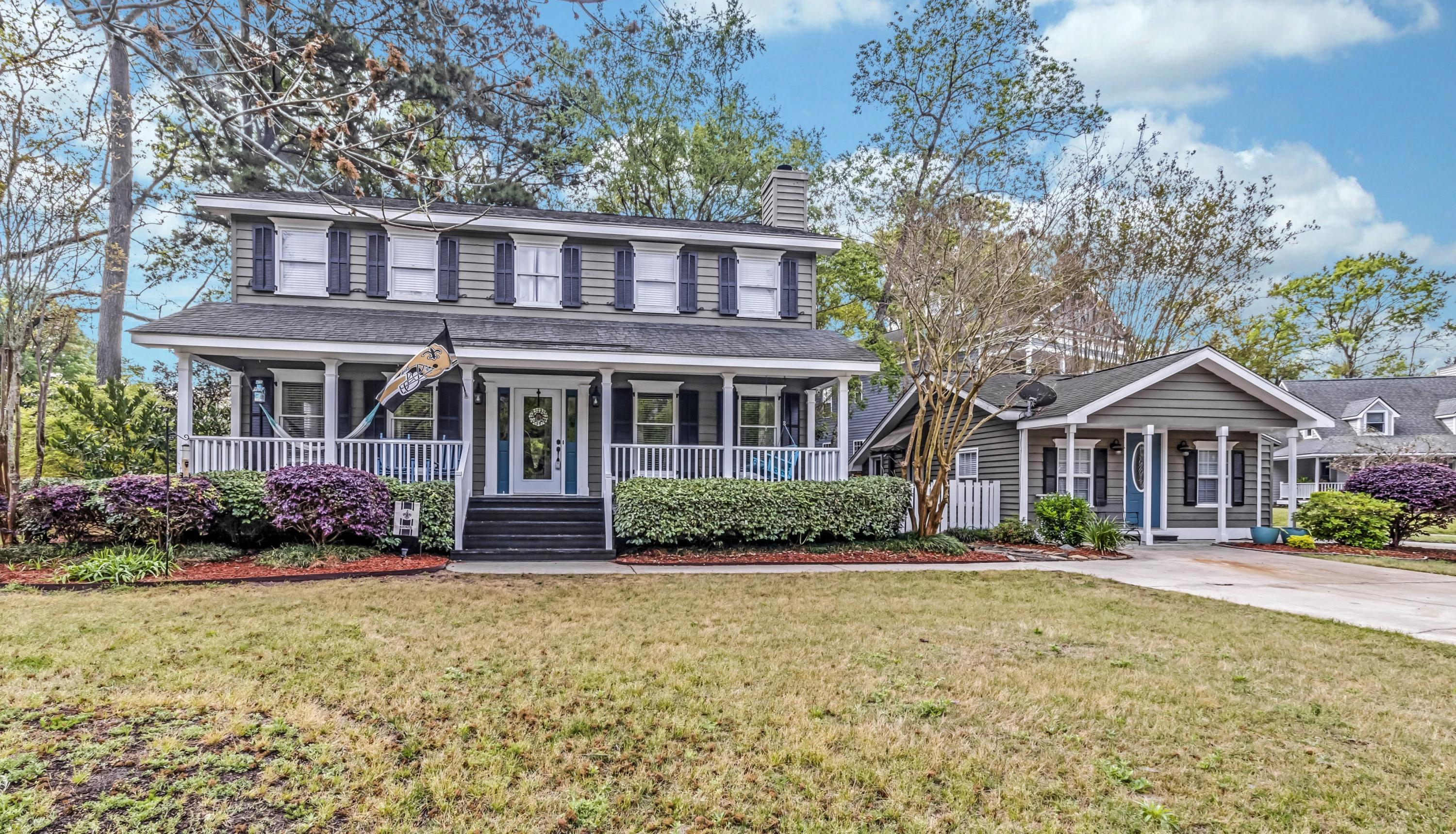Wakendaw On The Creek Homes For Sale - 613 Oak Marsh, Mount Pleasant, SC - 0