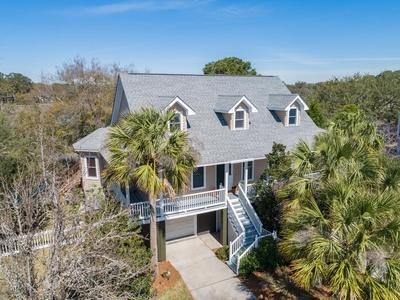 Seaside Estates Homes For Sale - 1370 Tidal Creek, Charleston, SC - 7