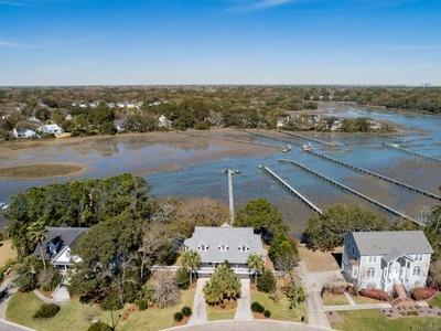 Seaside Estates Homes For Sale - 1370 Tidal Creek, Charleston, SC - 38