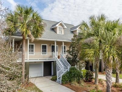 Seaside Estates Homes For Sale - 1370 Tidal Creek, Charleston, SC - 44