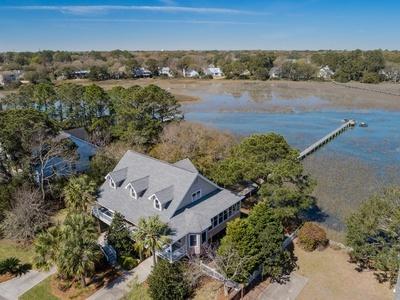 Seaside Estates Homes For Sale - 1370 Tidal Creek, Charleston, SC - 47