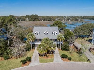Seaside Estates Homes For Sale - 1370 Tidal Creek, Charleston, SC - 48
