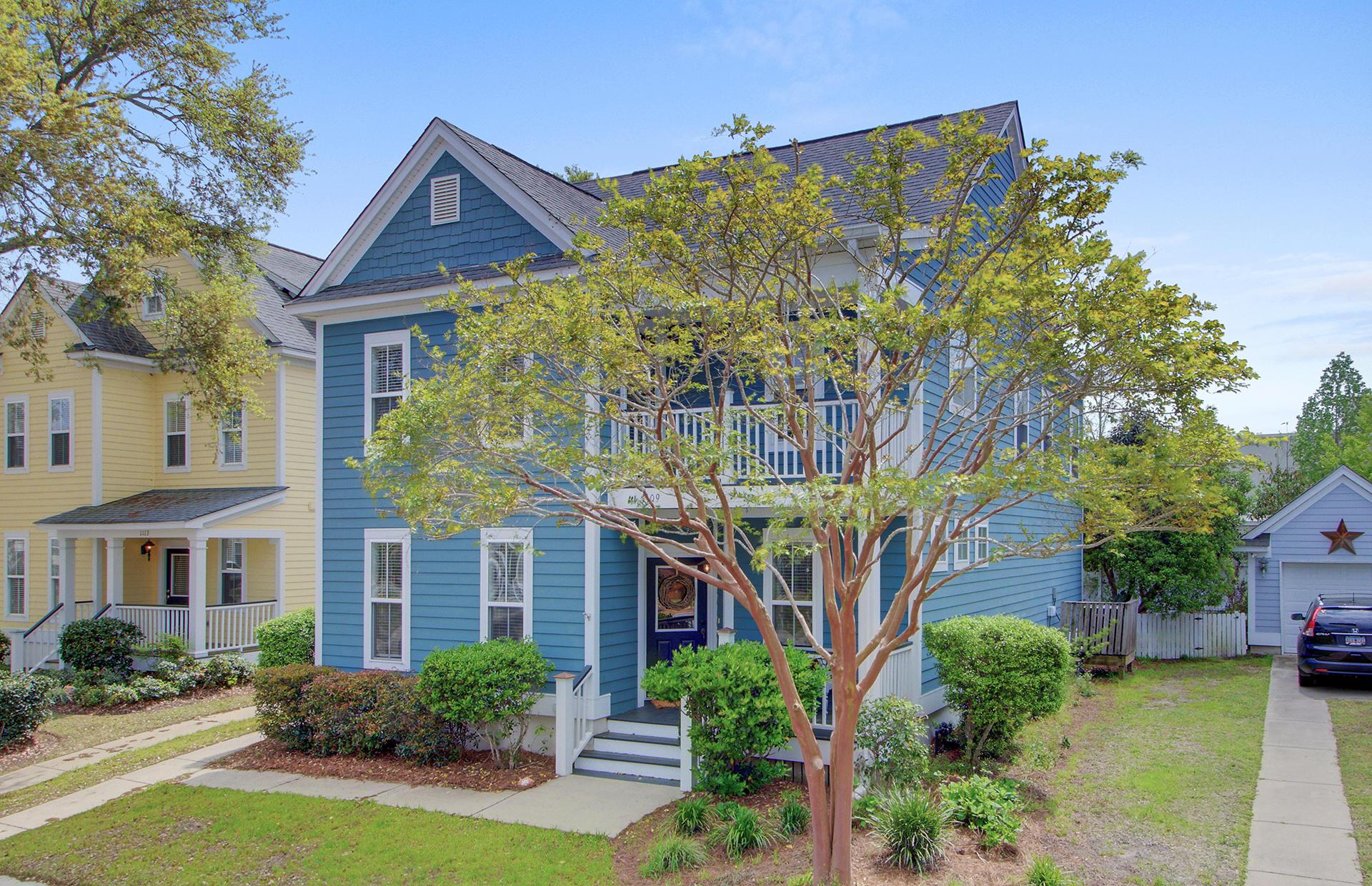 New Parrish Village Homes For Sale - 1109 Dawn View, Mount Pleasant, SC - 1