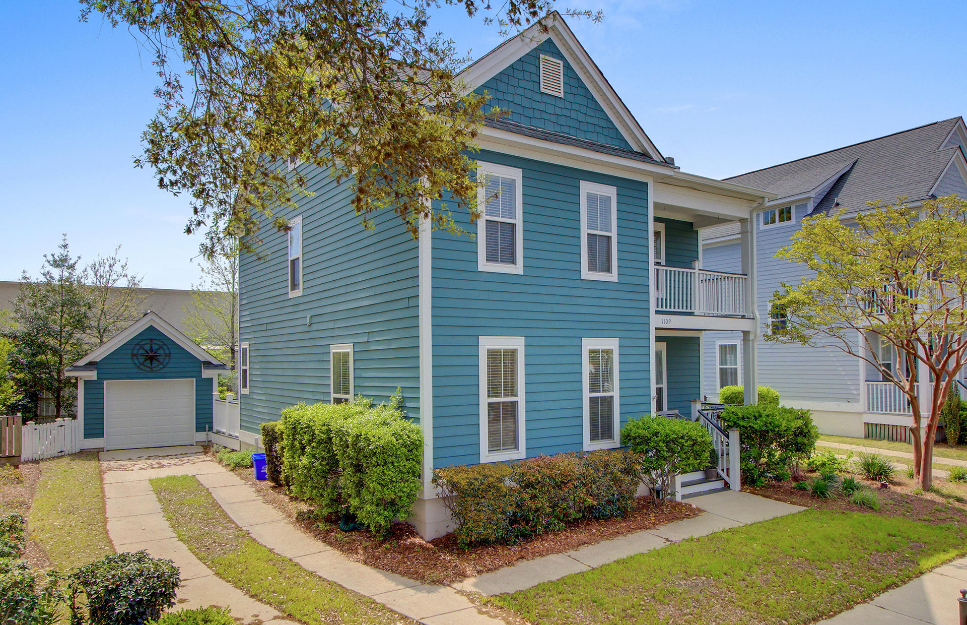 New Parrish Village Homes For Sale - 1109 Dawn View, Mount Pleasant, SC - 2