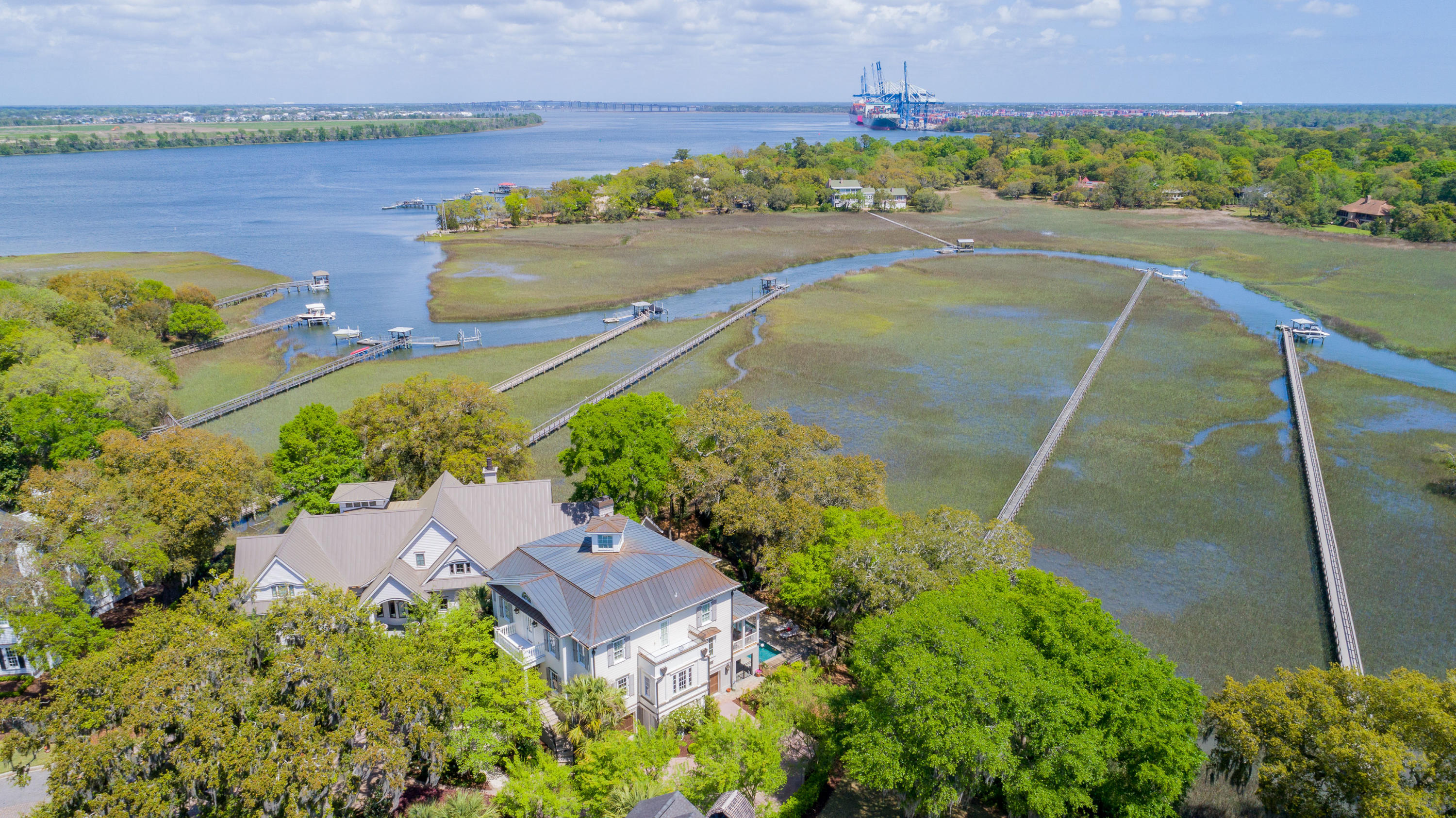 124 Wando Reach Court Mount Pleasant $2,595,000.00