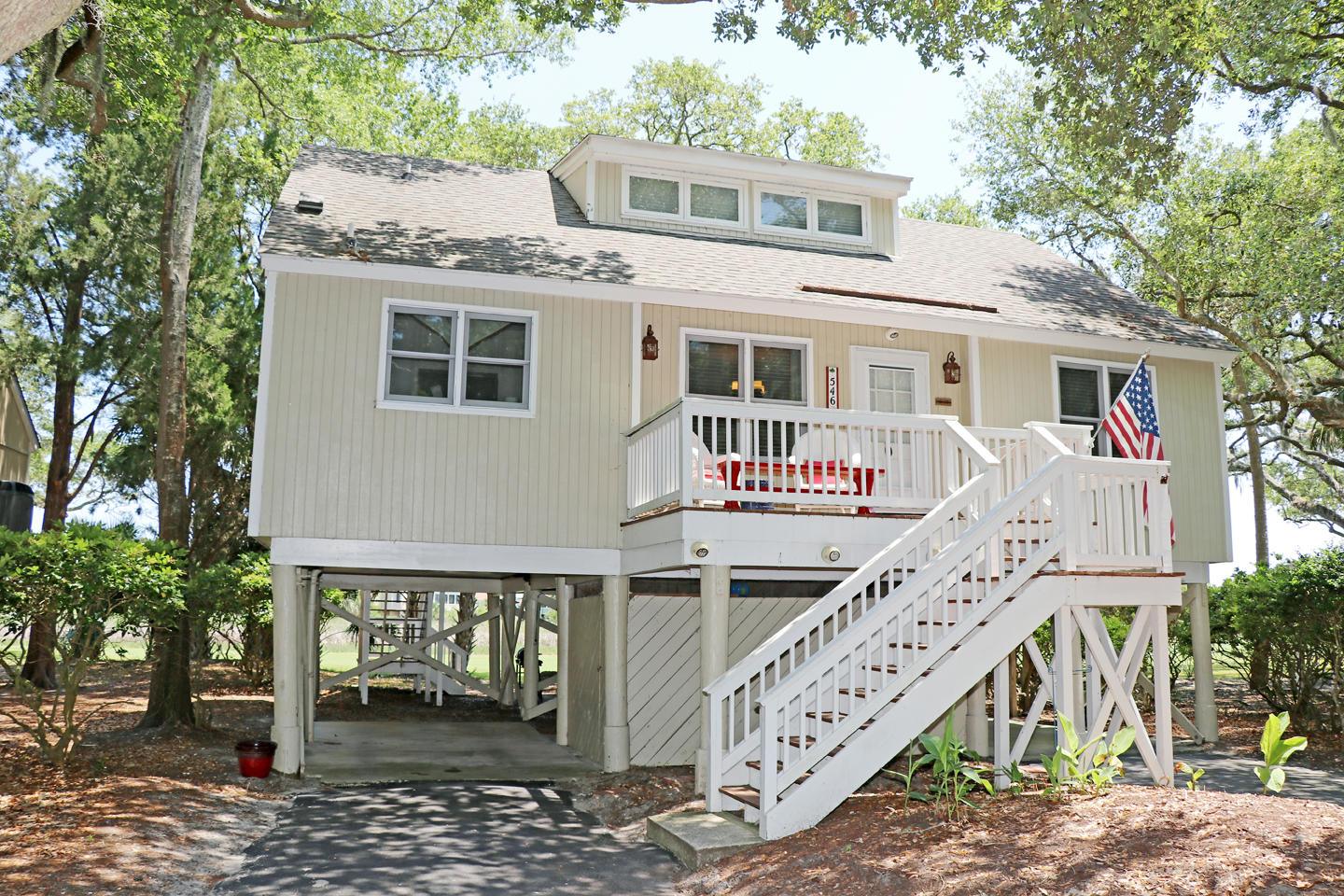 Tarpon Pond Cottages Homes For Sale - 546 Cobby Creek, Seabrook Island, SC - 7