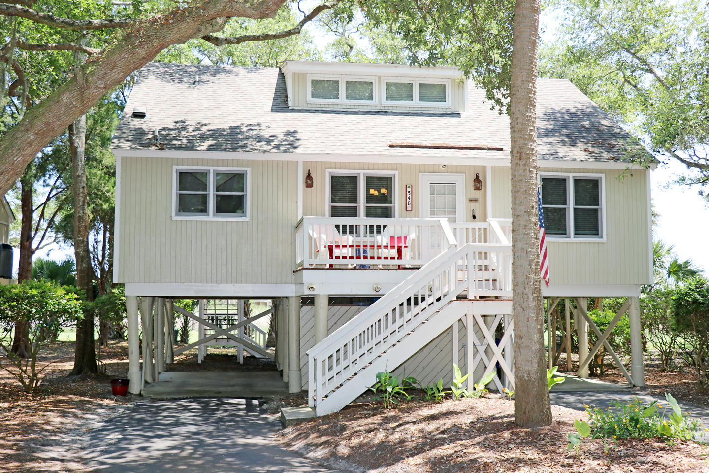 Tarpon Pond Cottages Homes For Sale - 546 Cobby Creek, Seabrook Island, SC - 22
