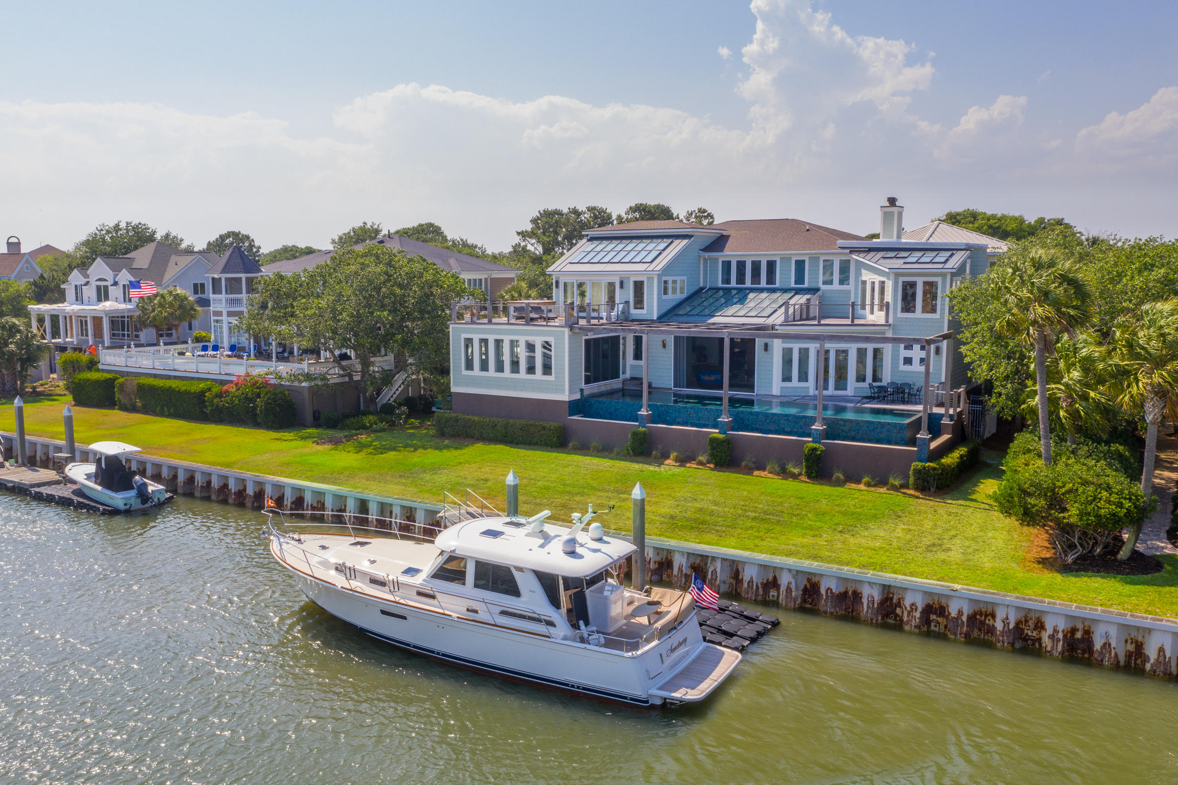 39 Waterway Island Drive Isle of Palms $2,575,000.00