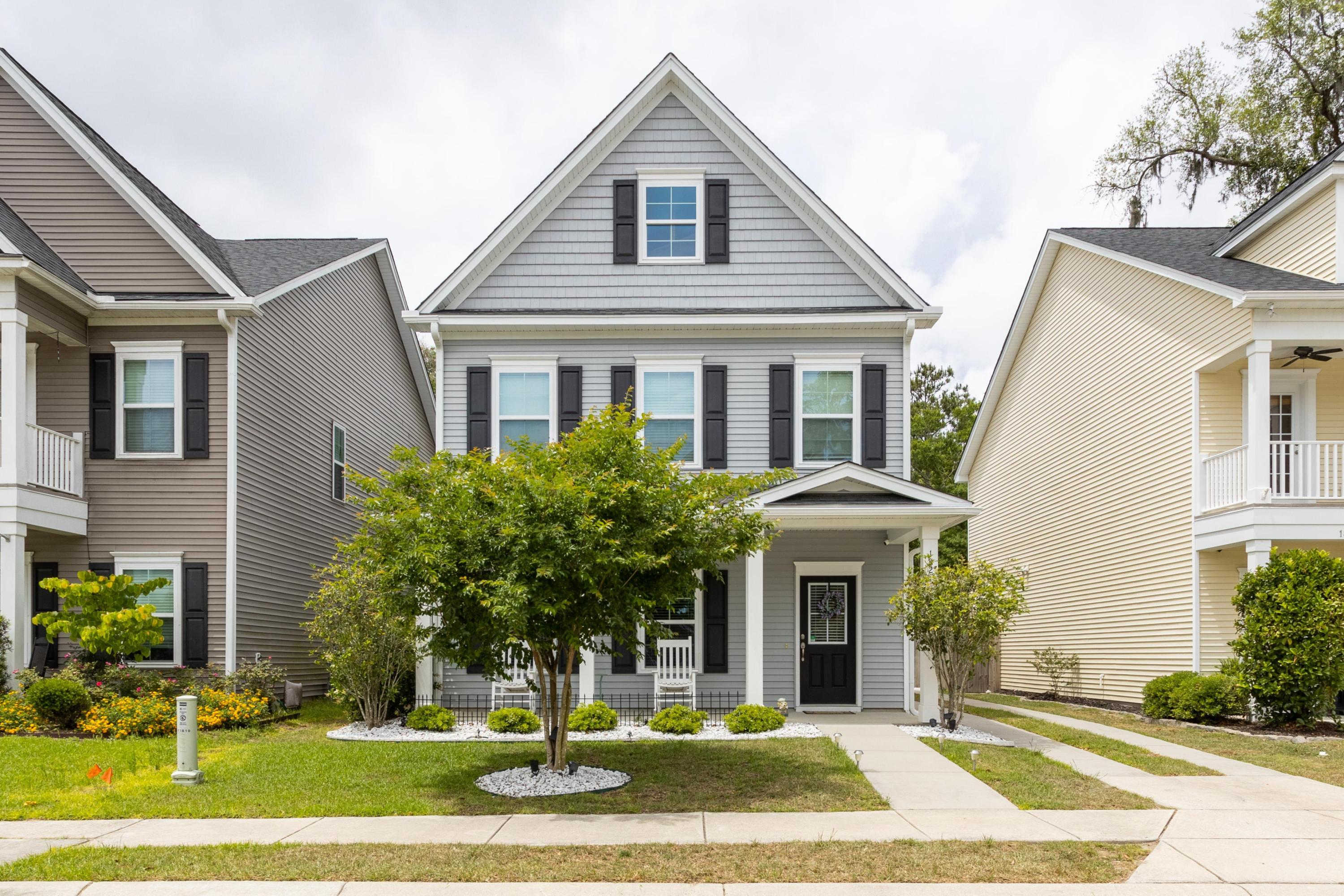 The Cottages at Johns Island Homes For Sale - 1821 Towne, Johns Island, SC - 21