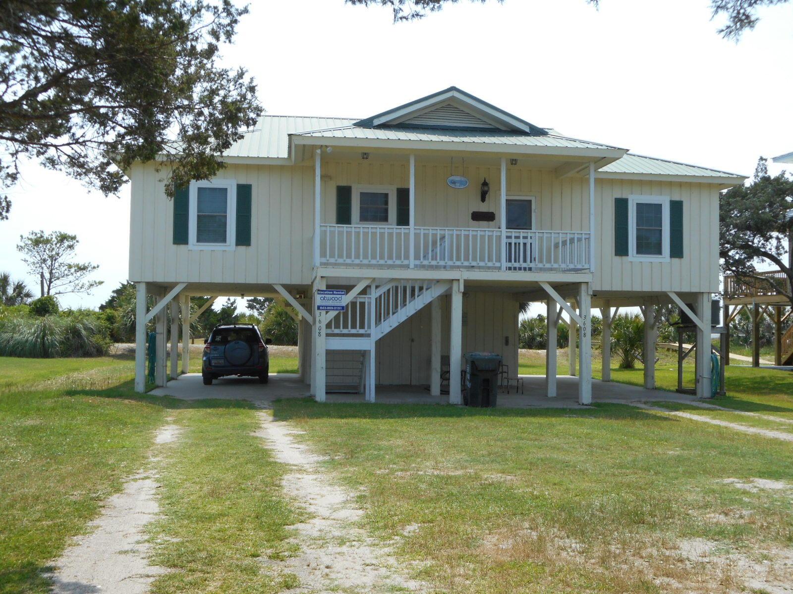 Beachfront Homes For Sale - 3608 Yacht Club, Edisto Beach, SC - 16