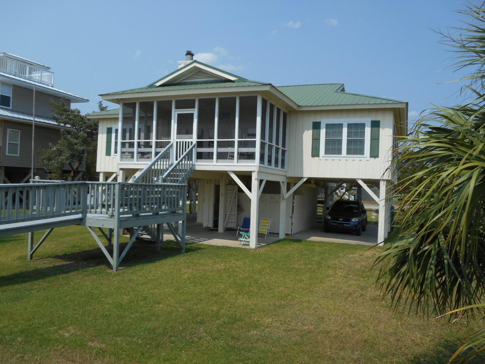 Beachfront Homes For Sale - 3608 Yacht Club, Edisto Beach, SC - 5