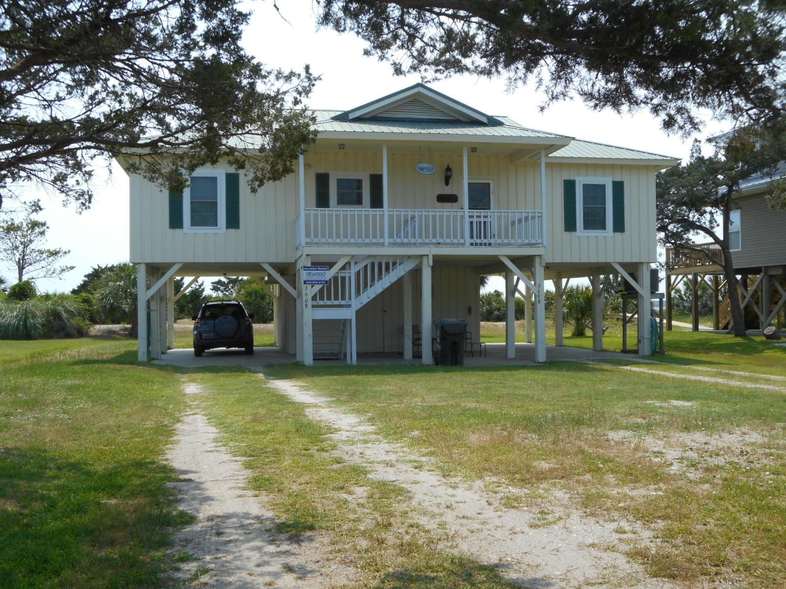 Beachfront Homes For Sale - 3608 Yacht Club, Edisto Beach, SC - 4