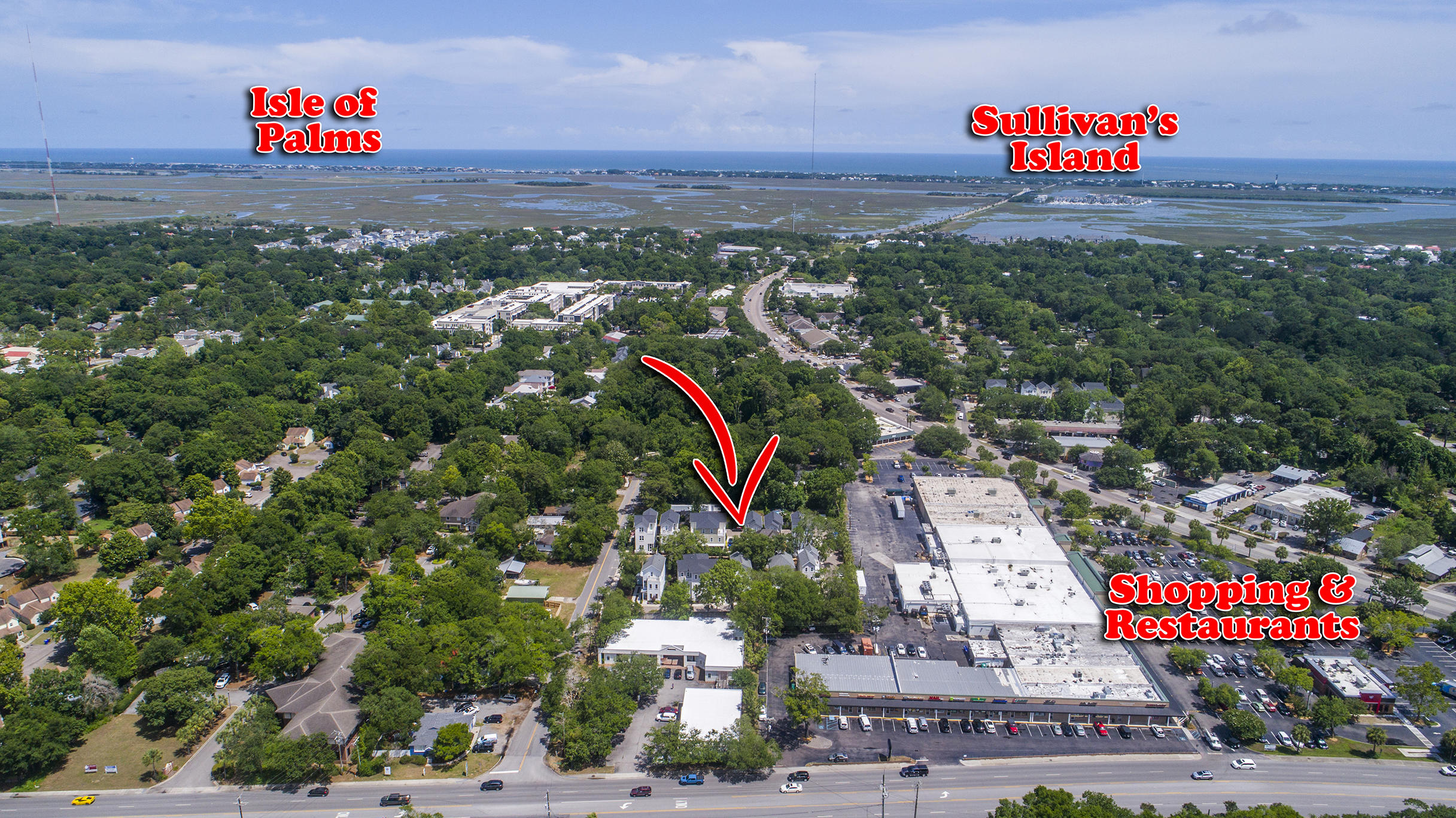 Charleston Address - MLS Number: 19008227
