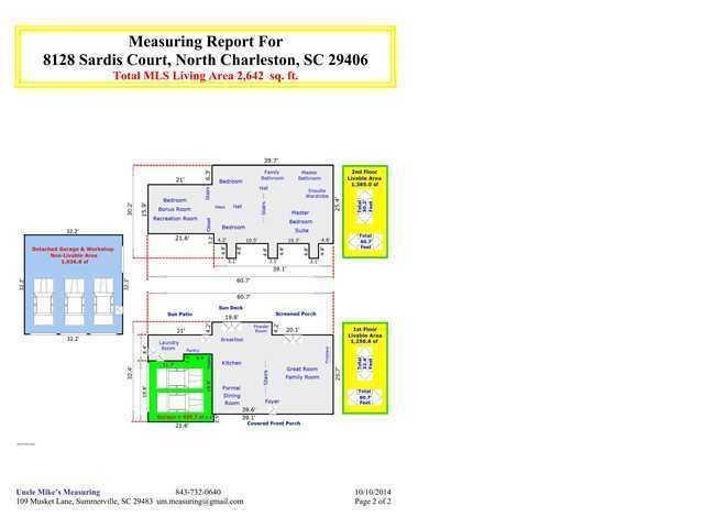 Northwoods Estates Homes For Sale - 8128 Sardis, North Charleston, SC - 16