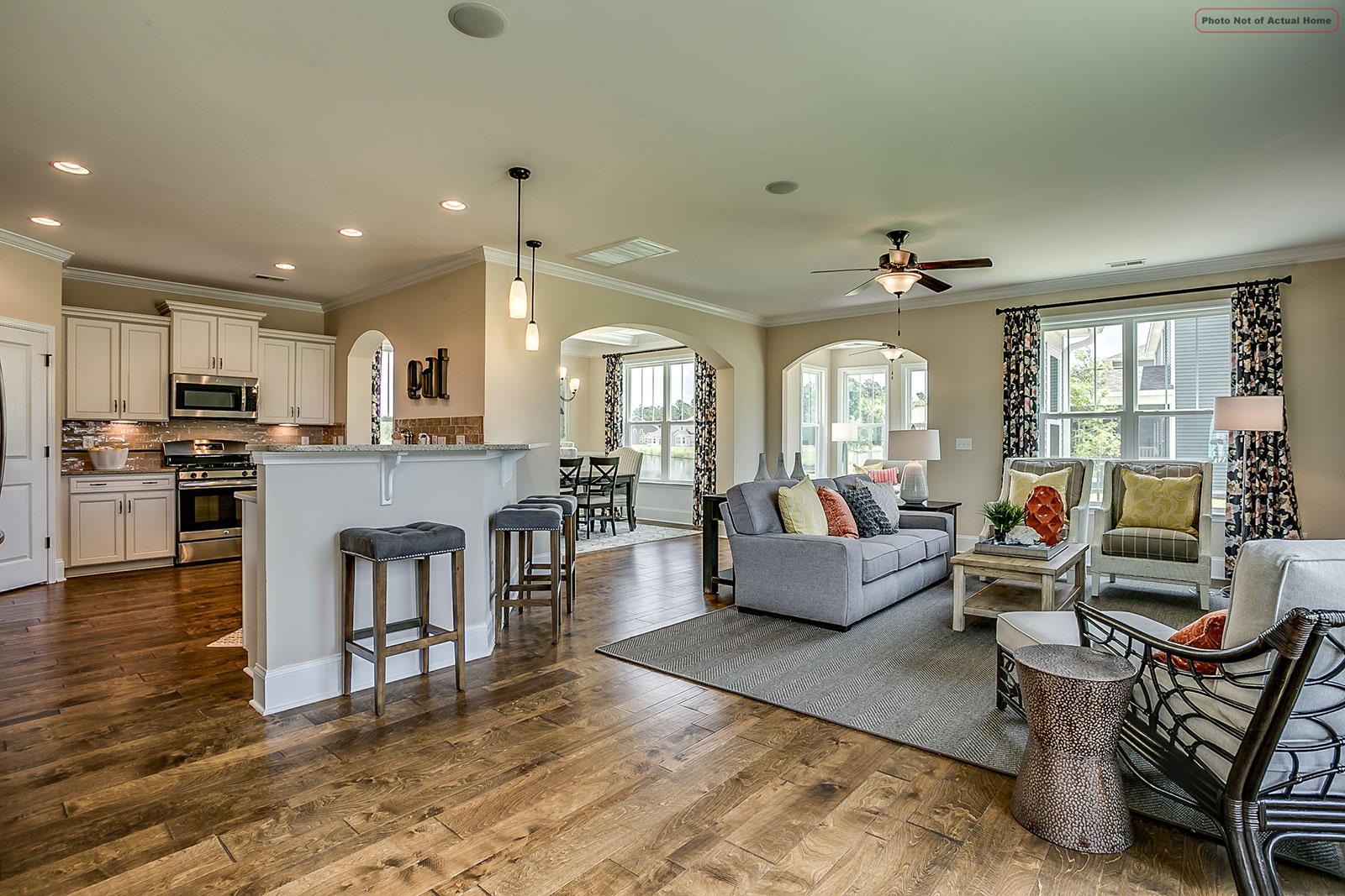 Church Creek Landing Homes For Sale - 2305 Town Woods, Charleston, SC - 7