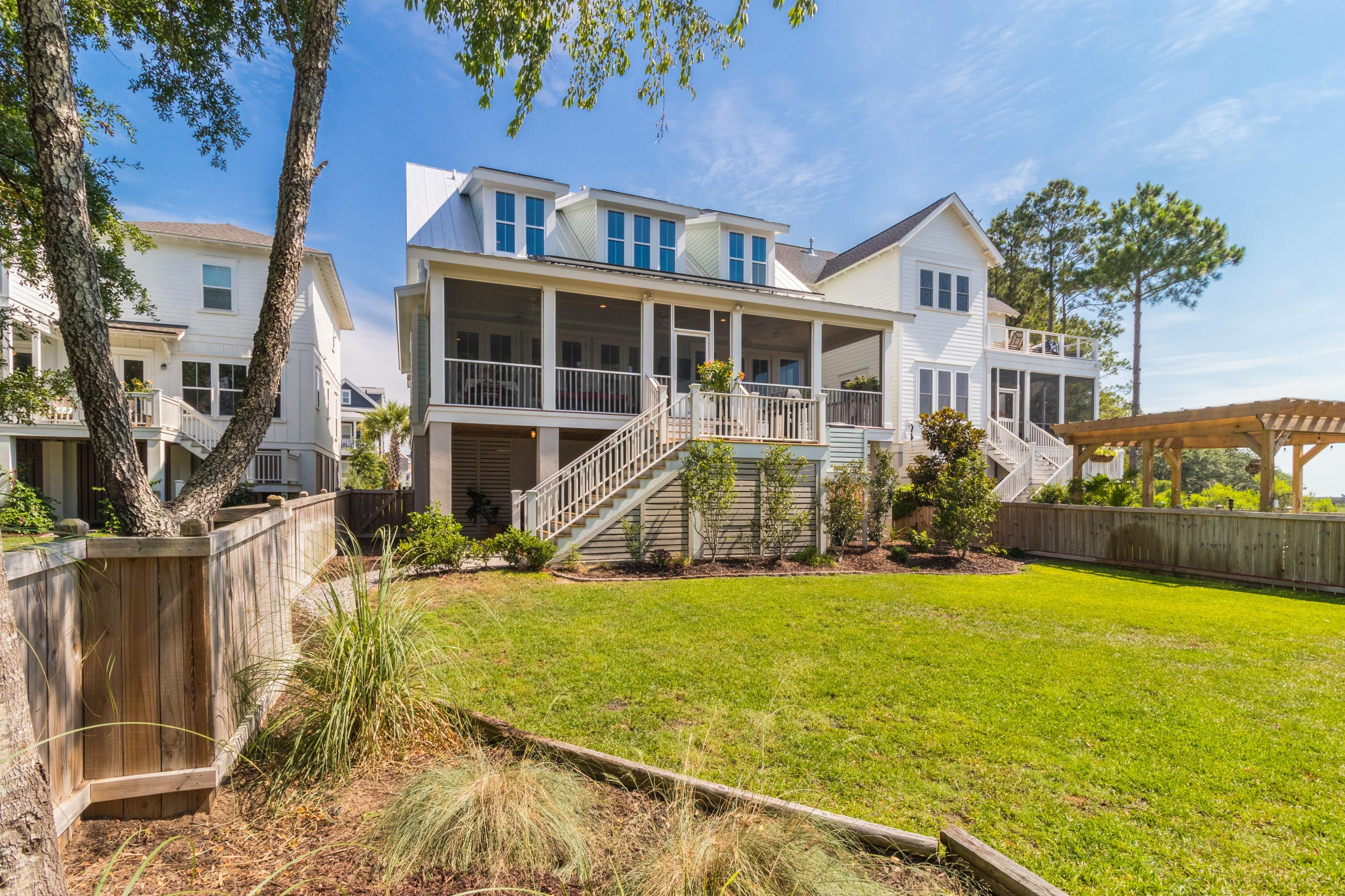 Seaside Plantation Homes For Sale - 1063 Hills Plantation, Charleston, SC - 19