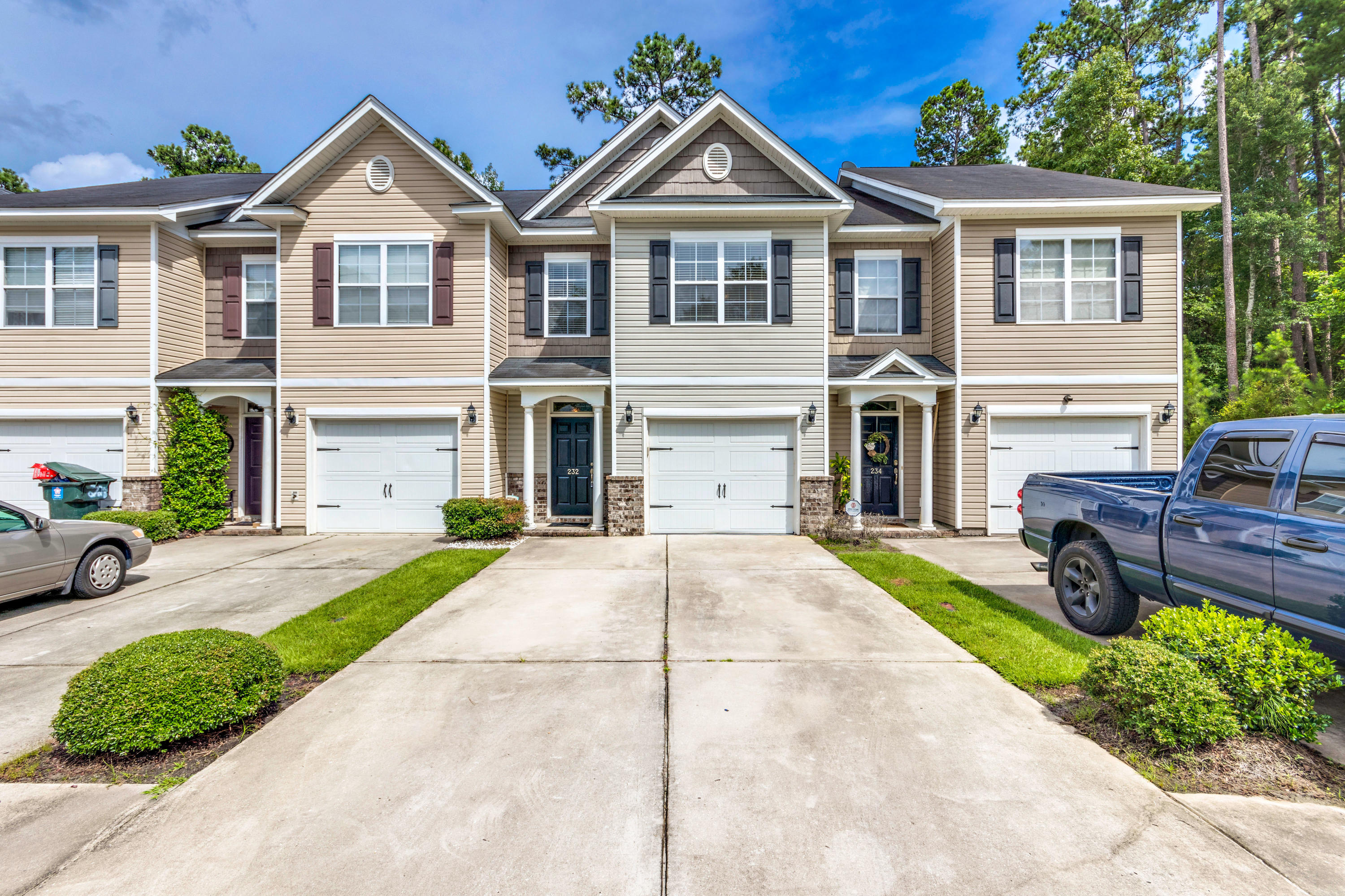 Townhomes at Berkeley Commons Homes For Sale - 232 Lamplighter, Summerville, SC - 15