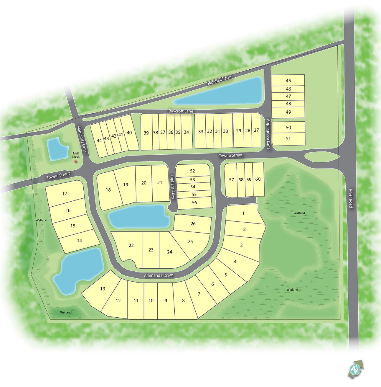The Cottages at Johns Island Homes For Sale - 2646 Alamanda, Johns Island, SC - 1