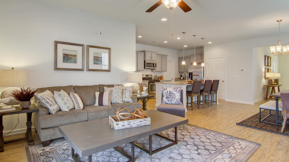 The Cottages at Johns Island Homes For Sale - 2646 Alamanda, Johns Island, SC - 16