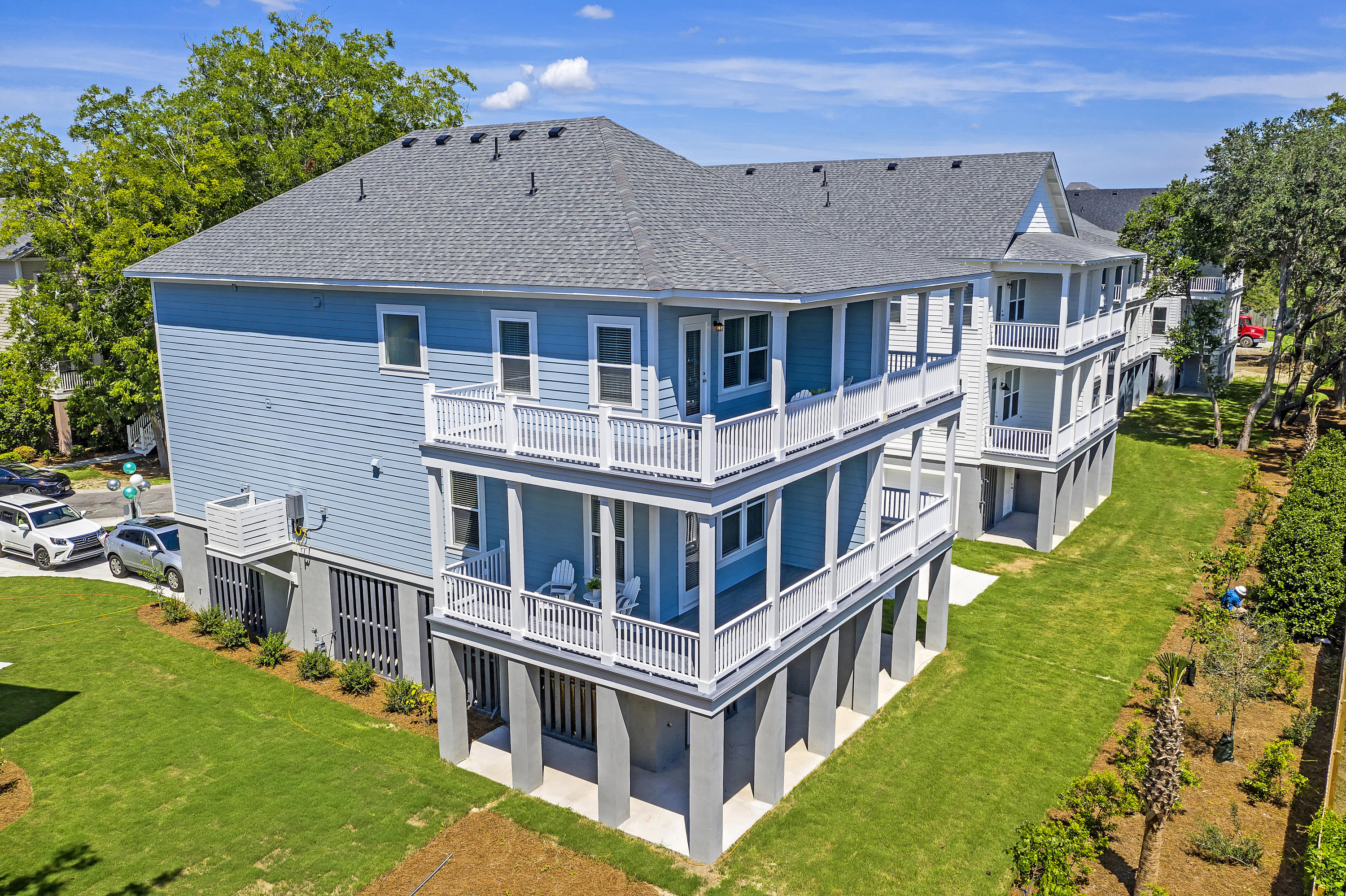 Sable On The Marsh Homes For Sale - 124 Howard Mary, Charleston, SC - 0