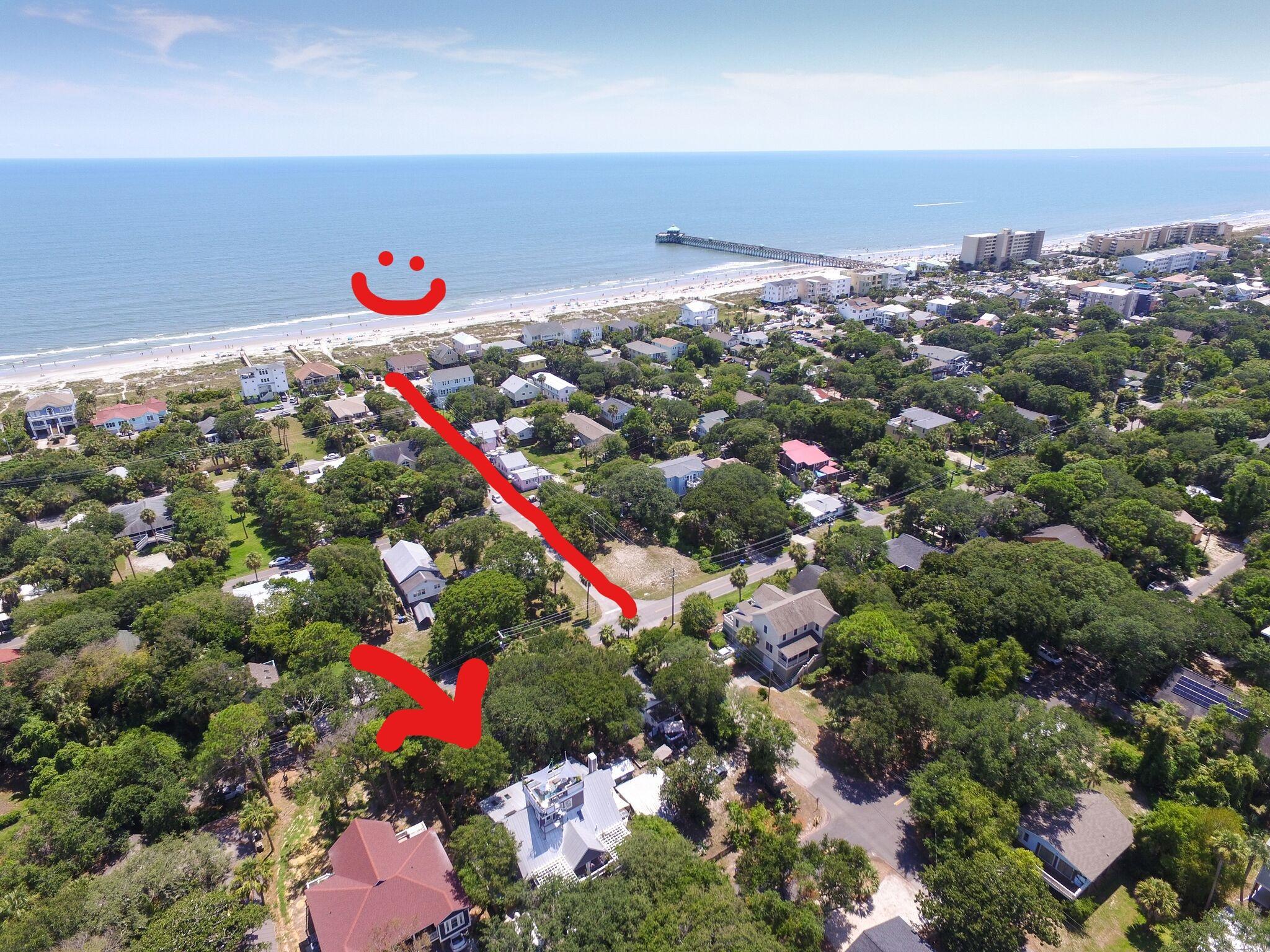 None Homes For Sale - 304 Erie, Folly Beach, SC - 63