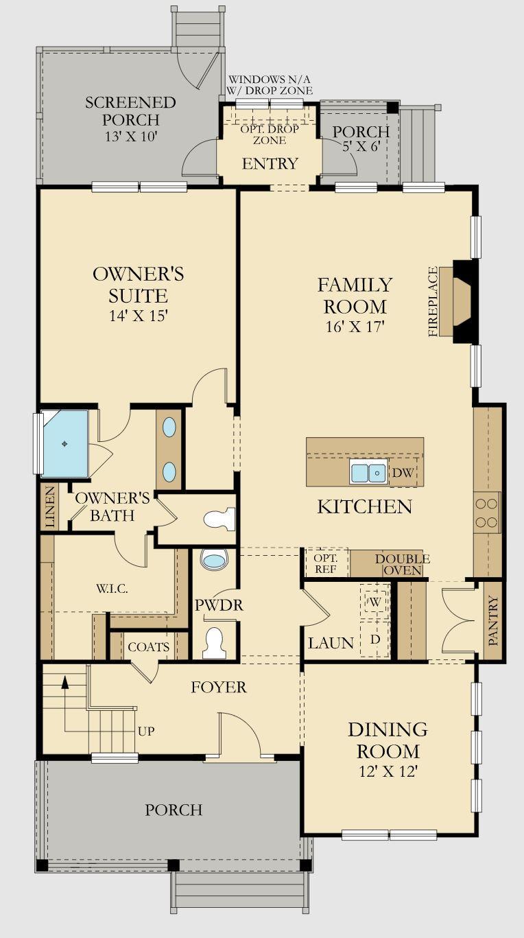 Carolina Park Homes For Sale - 3893 Maidstone, Mount Pleasant, SC - 1