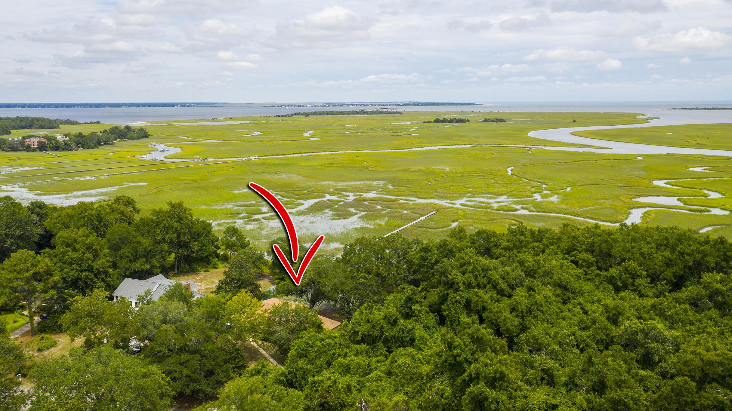 Fort Johnson Estates Homes For Sale - 855 Robert E Lee, Charleston, SC - 36