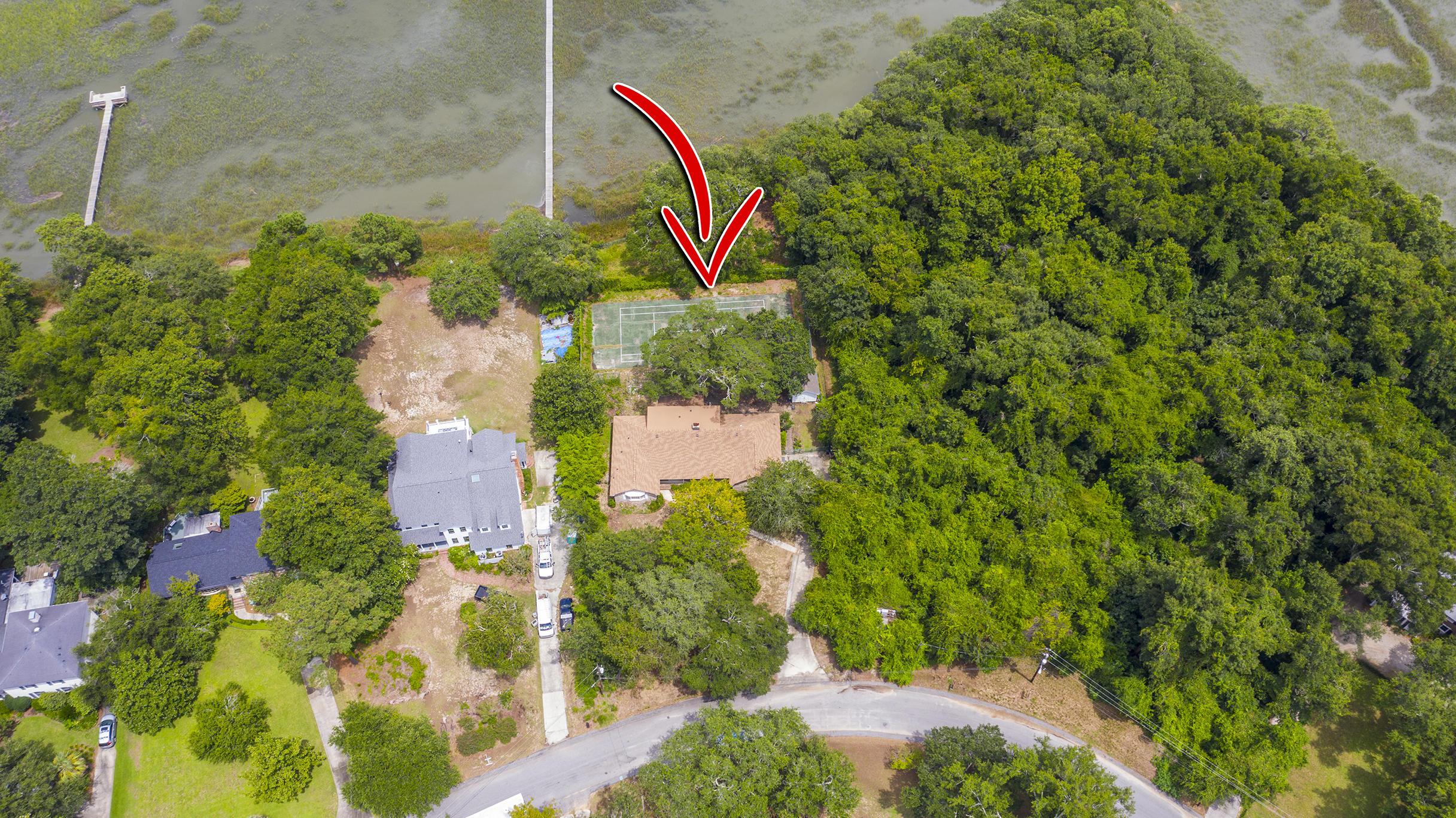 Fort Johnson Estates Homes For Sale - 855 Robert E Lee, Charleston, SC - 51