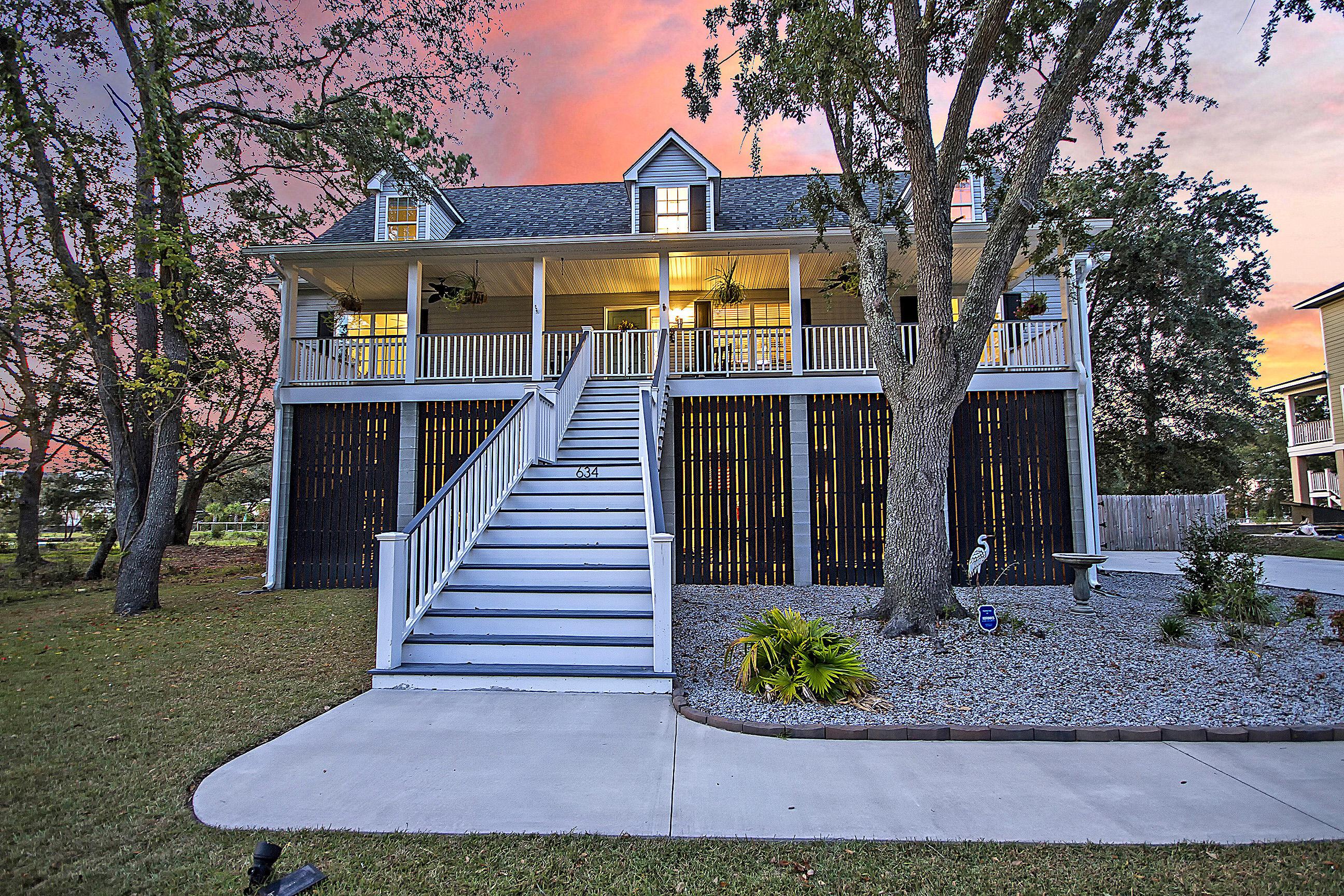 Lighthouse Point Homes For Sale - 634 Lynne, Charleston, SC - 18