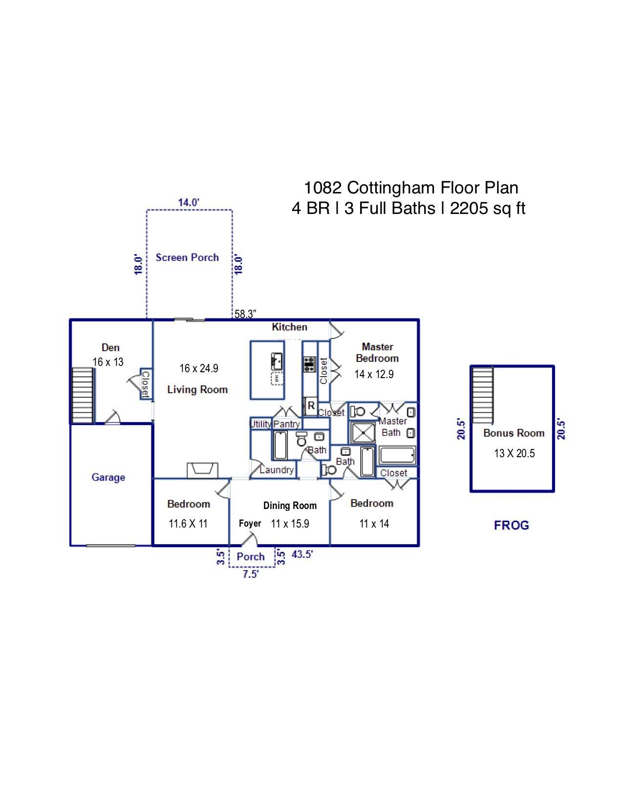 Cooper Estates Homes For Sale - 1082 Cottingham, Mount Pleasant, SC - 0