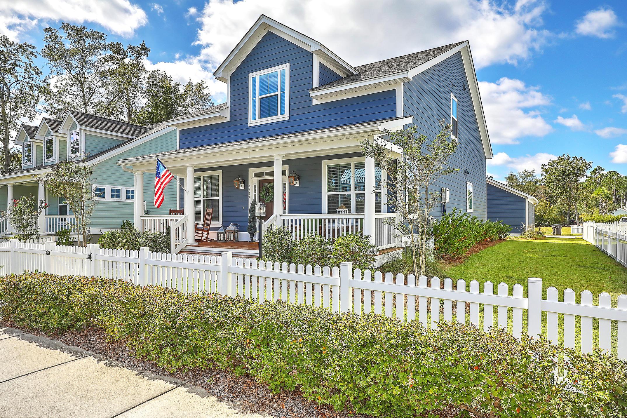 Park West Homes For Sale - 3412 Salterbeck, Mount Pleasant, SC - 1