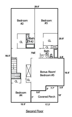Carolina Park Homes For Sale - 1543 Harriman, Mount Pleasant, SC - 15