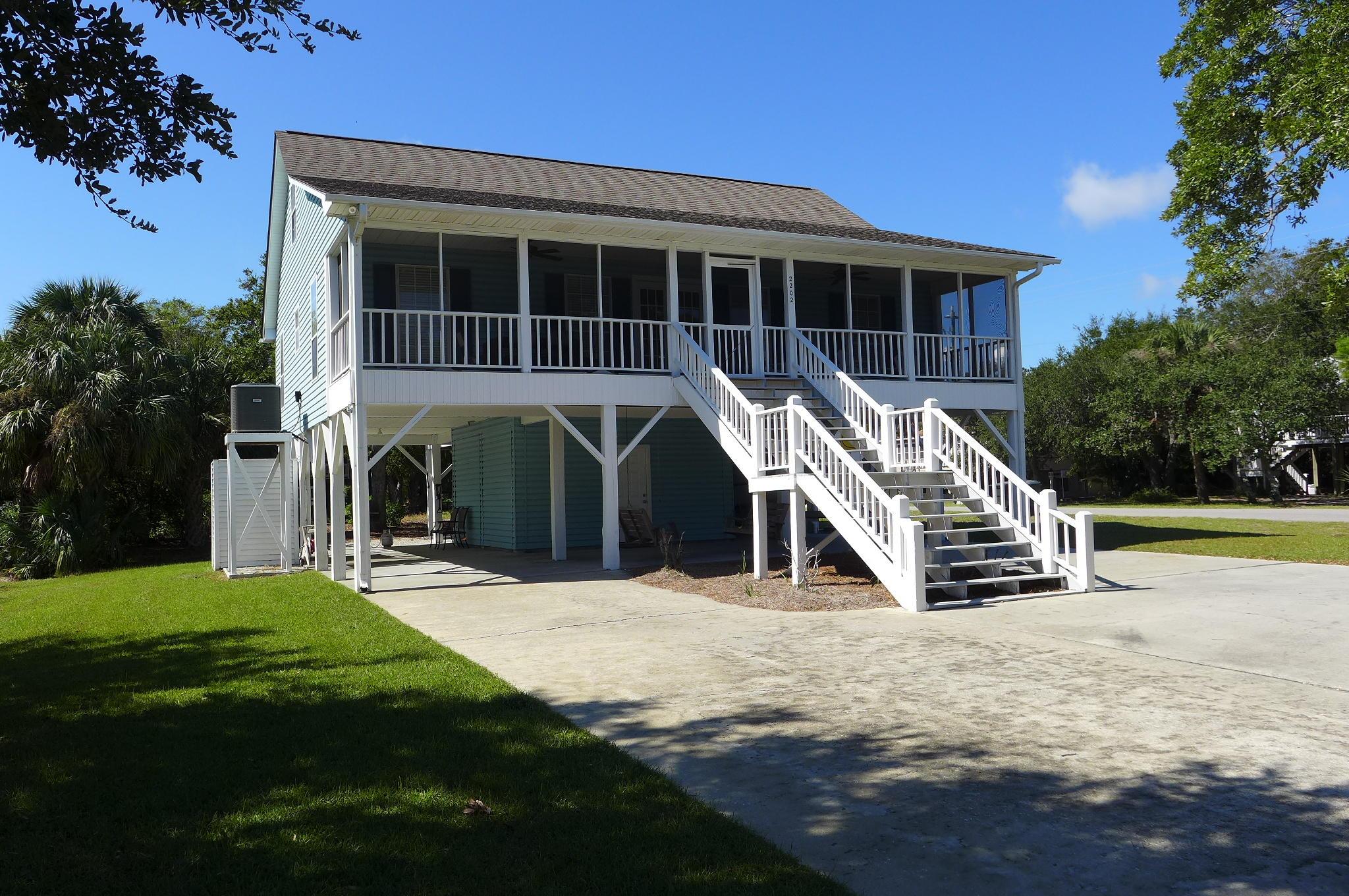 Edisto Beach Homes For Sale - 2202 Myrtle, Edisto Beach, SC - 27